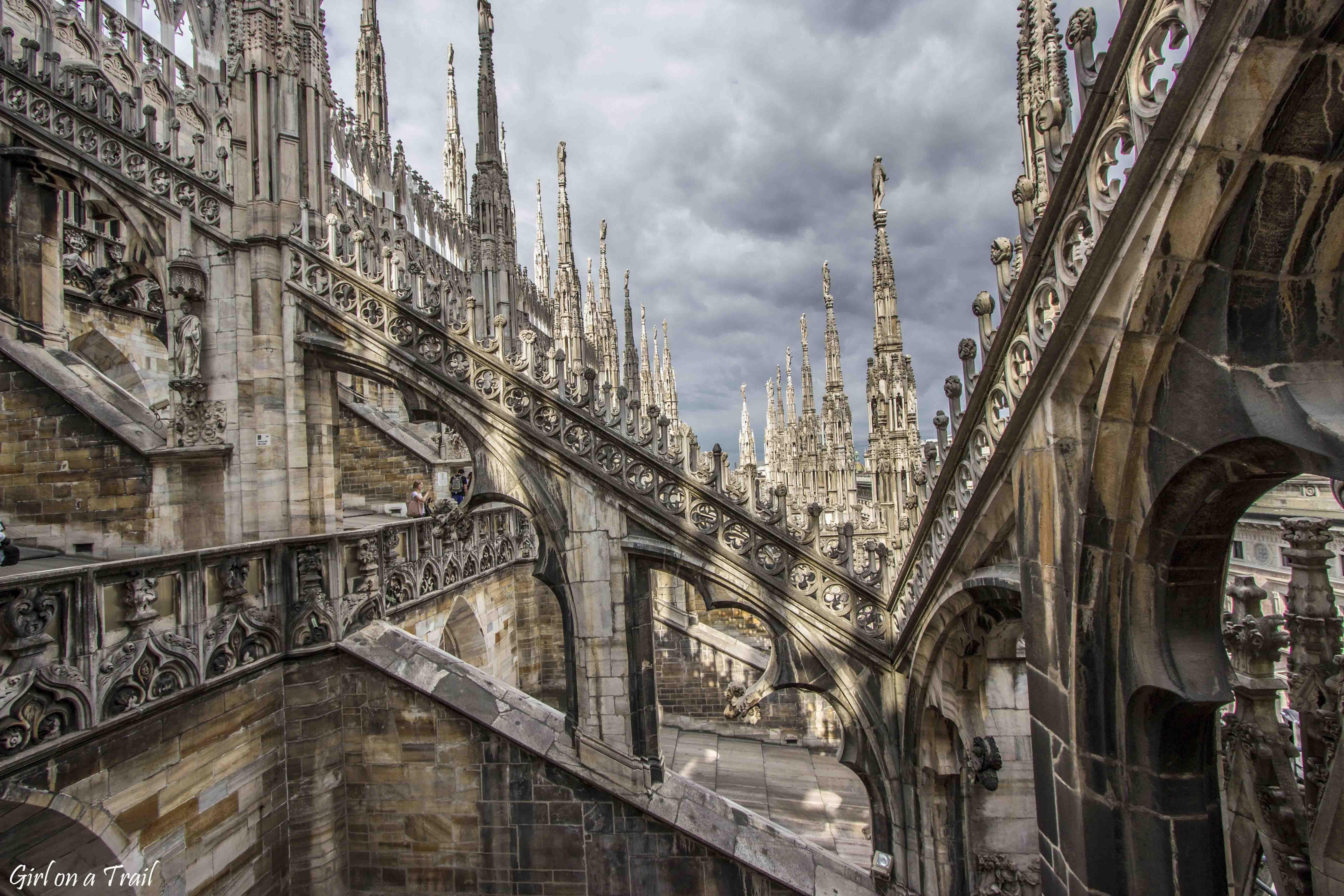Włochy - Mediolan