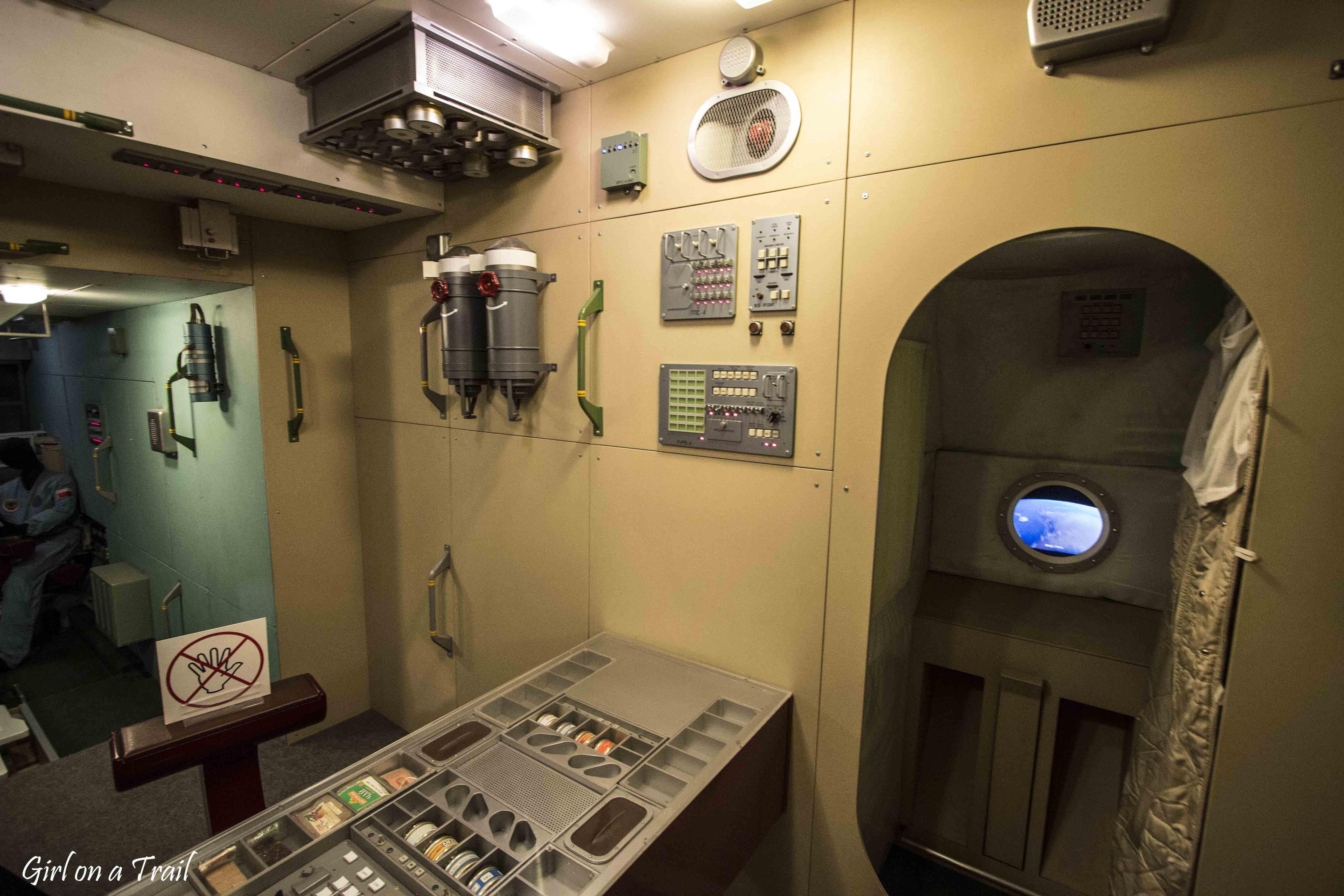 Moskwa - Muzeum Kosmonautyki