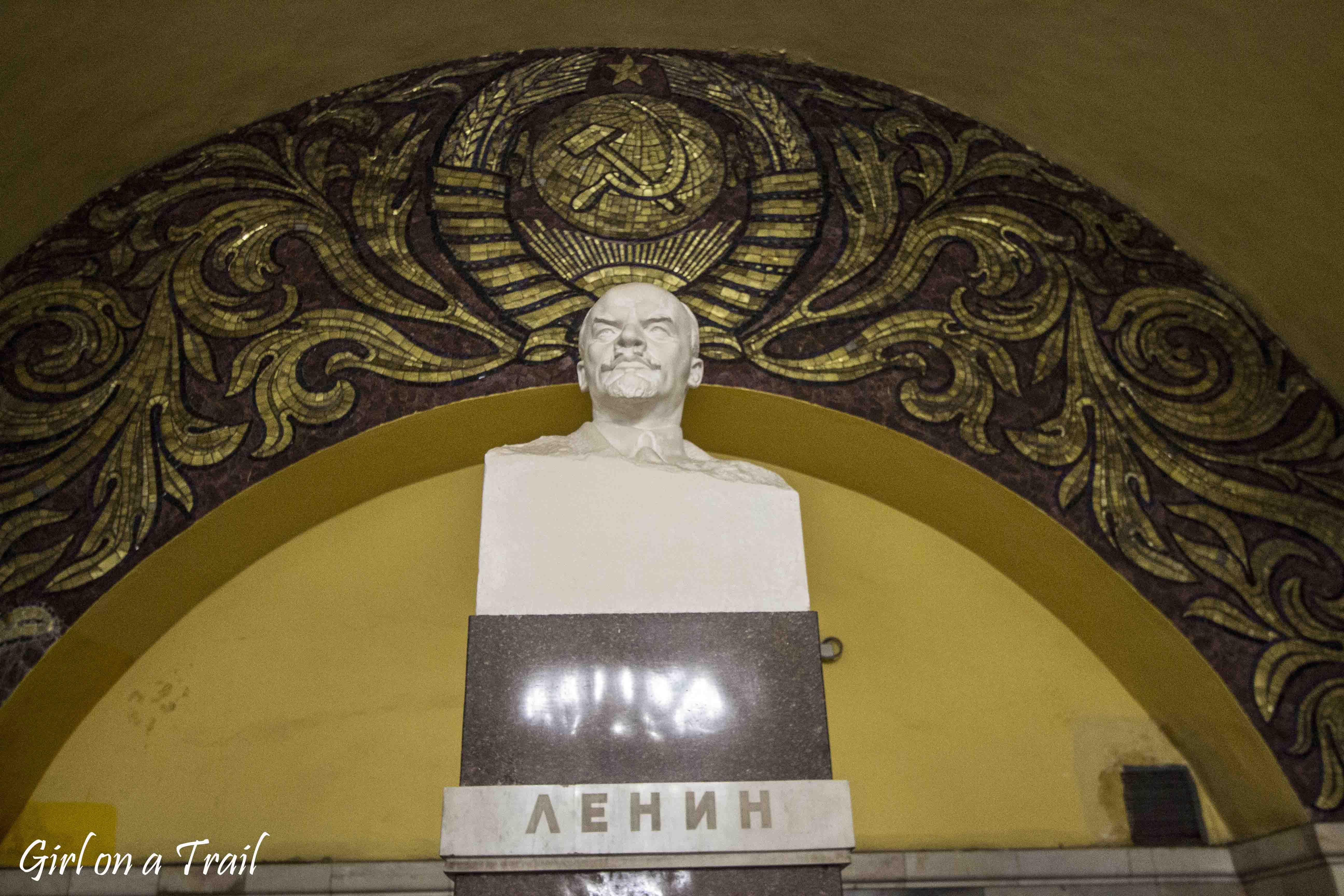 Moskwa - Lenin