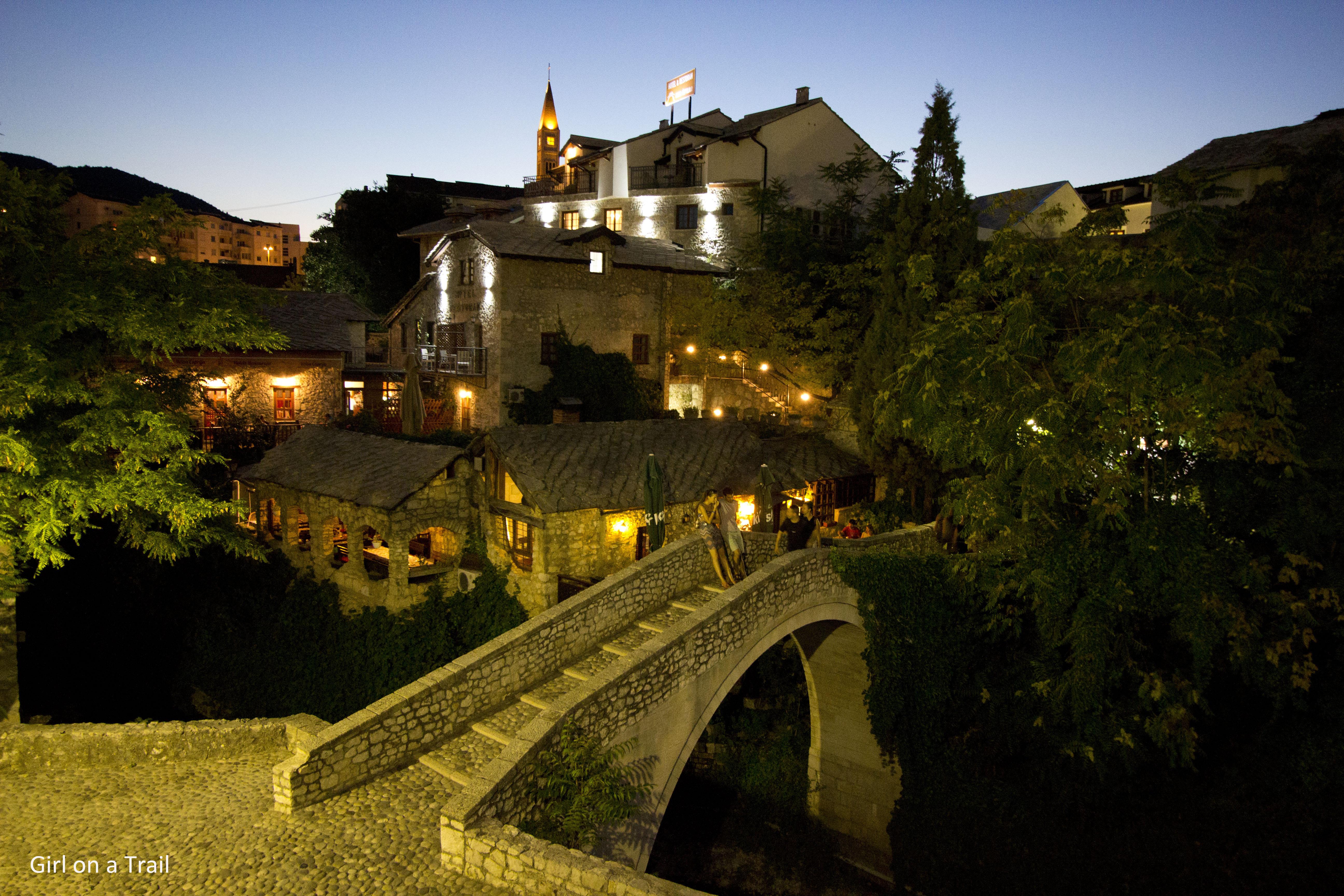 Bośnia i Hercegowina - Mostar