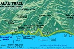 Hawaii - Kaua\'i Island/ Na Pali