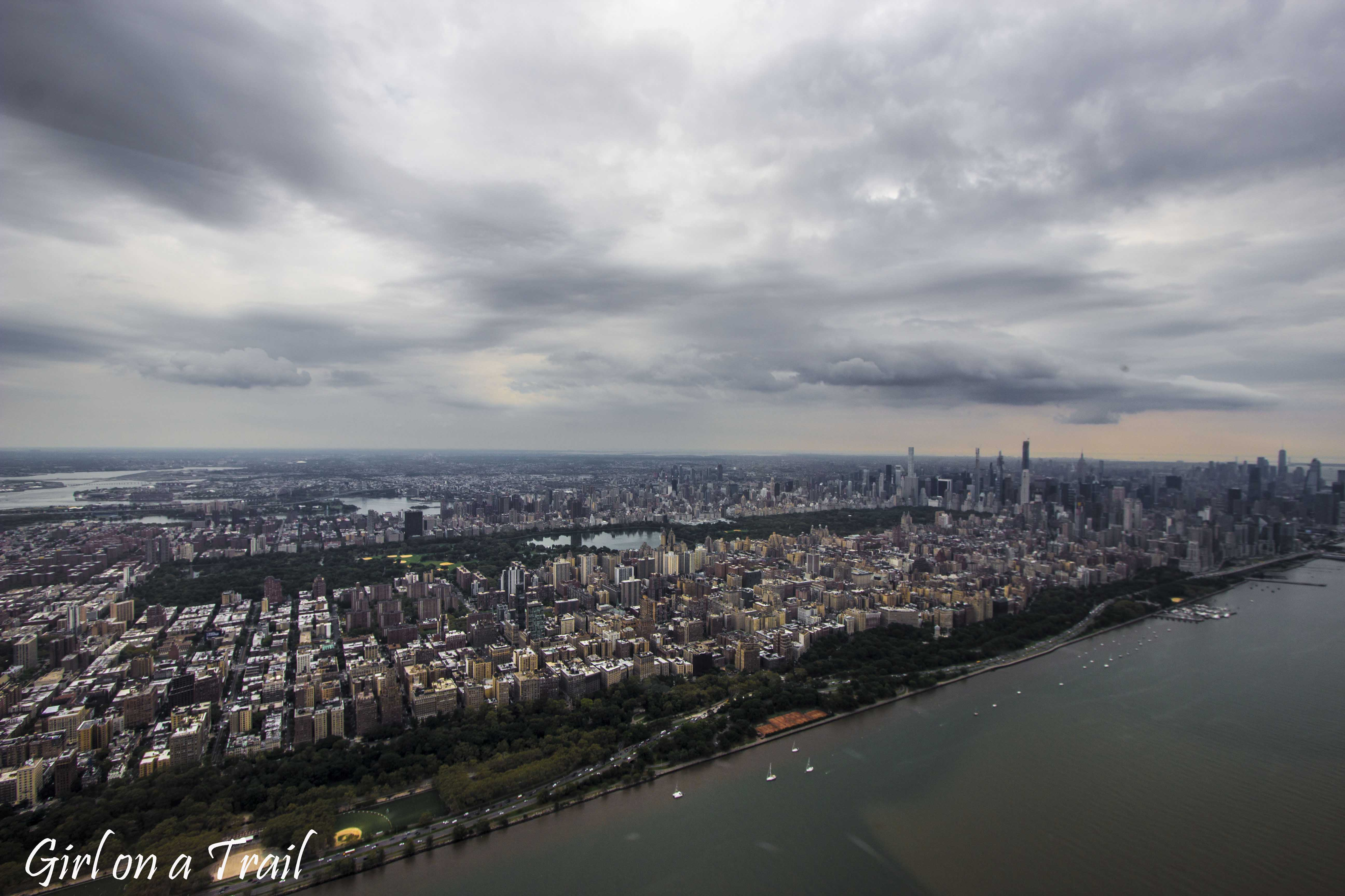 Nowy Jork - wieżowce