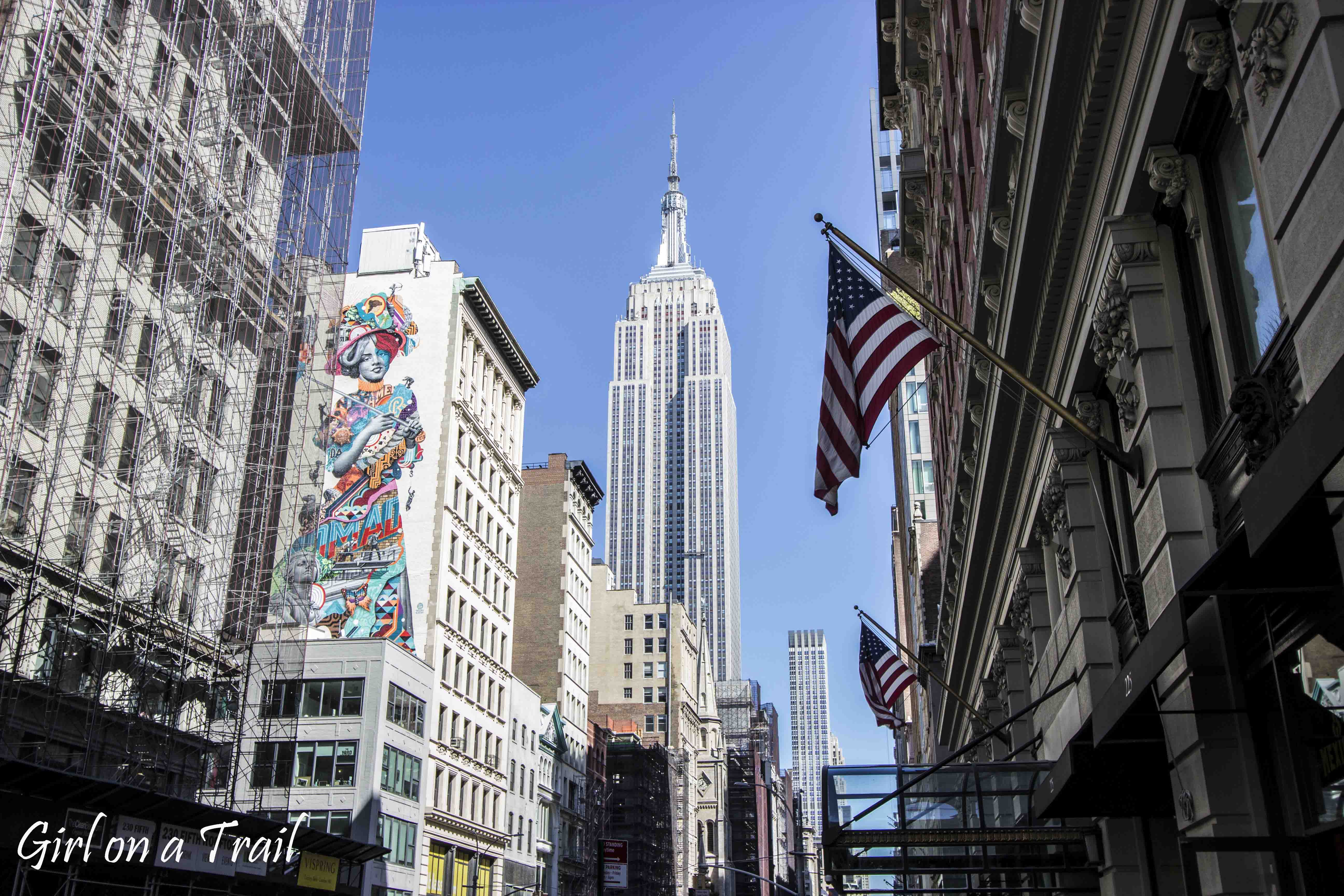 Nowy Jork - Empire State Building