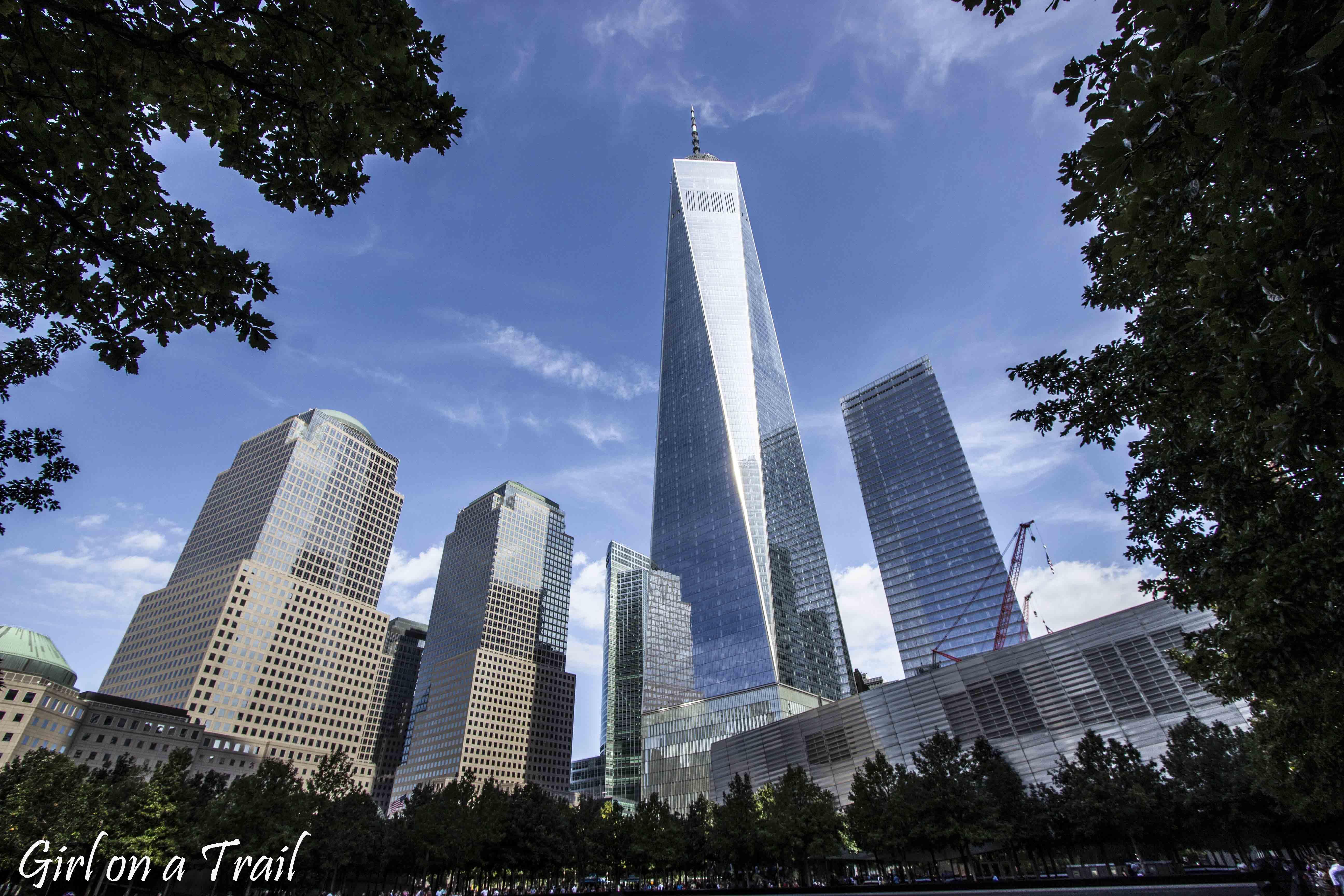 Nowy Jork  - One World Observatory