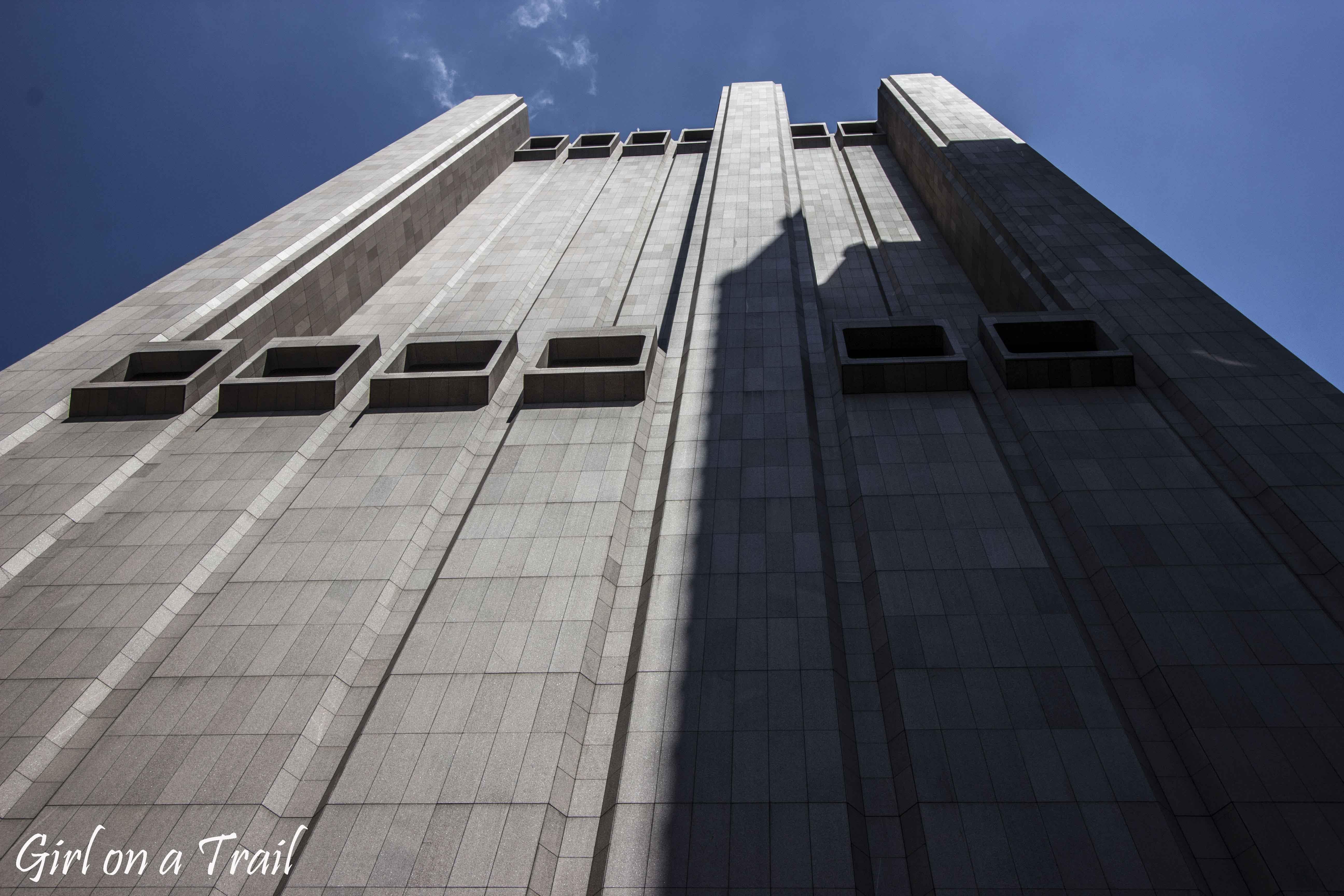 Nowy Jork - Long Lines Building