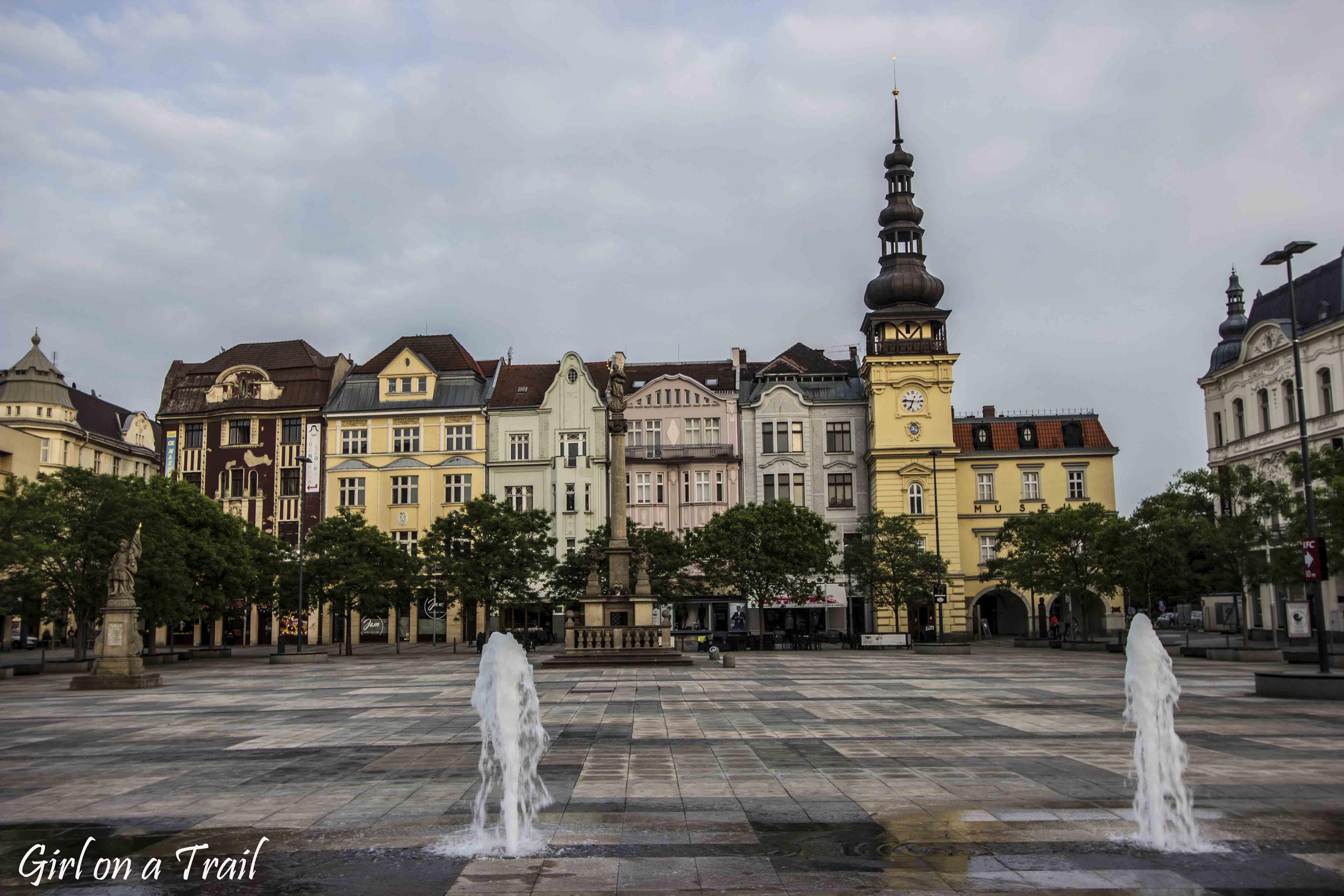 Ostrawa - Dolne Witkowice