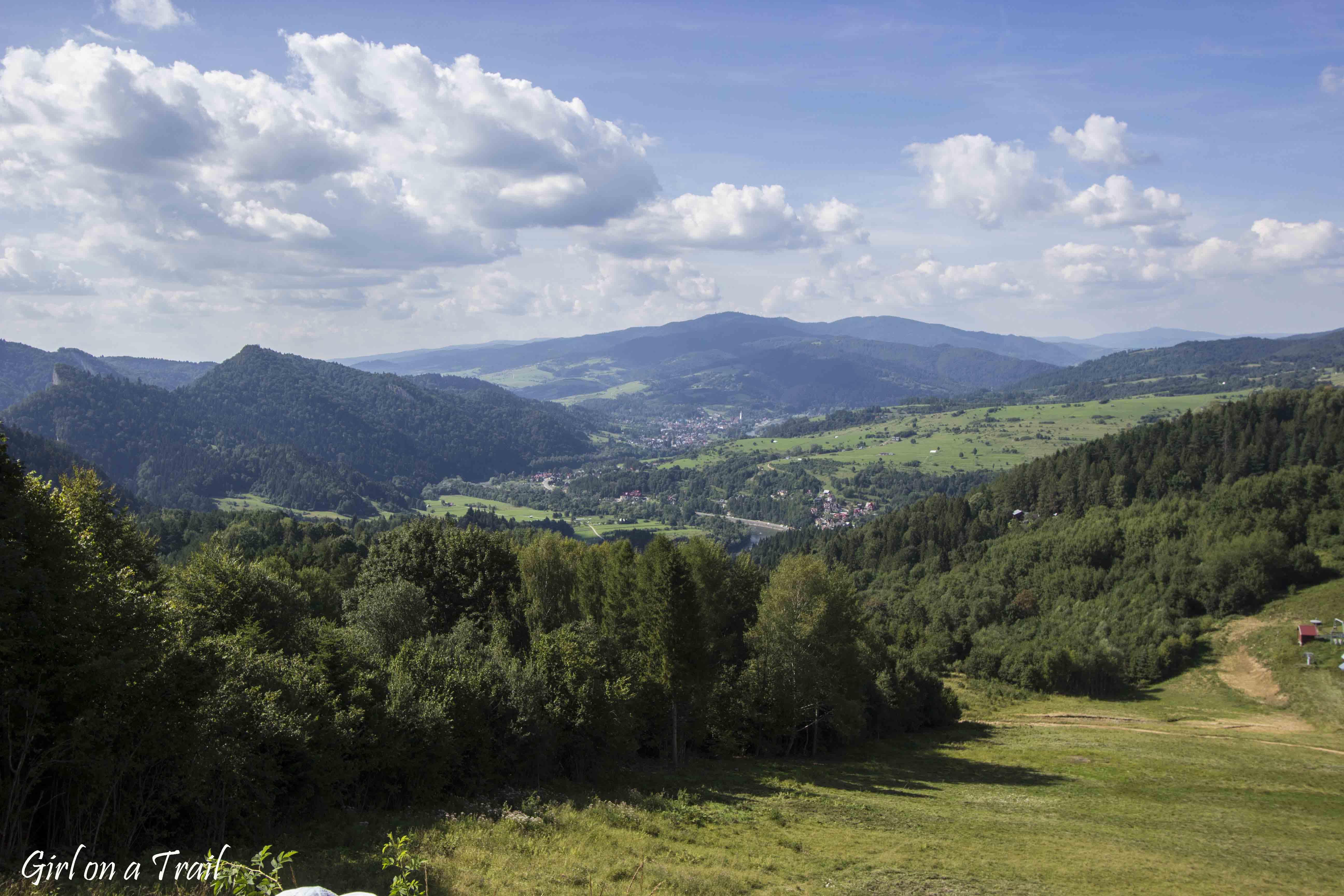 Pieniny - Szczawnica