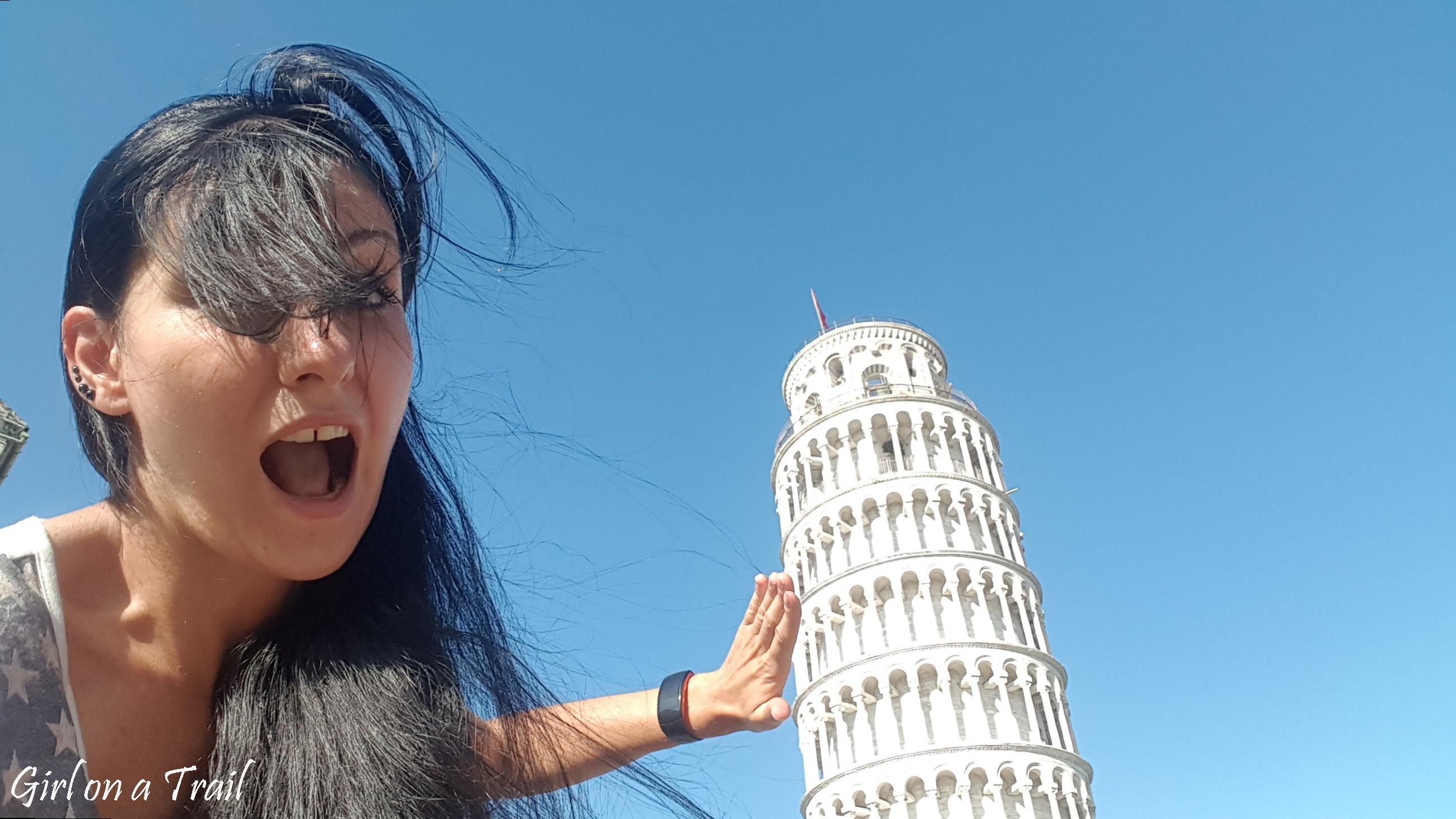 Włochy - Piza