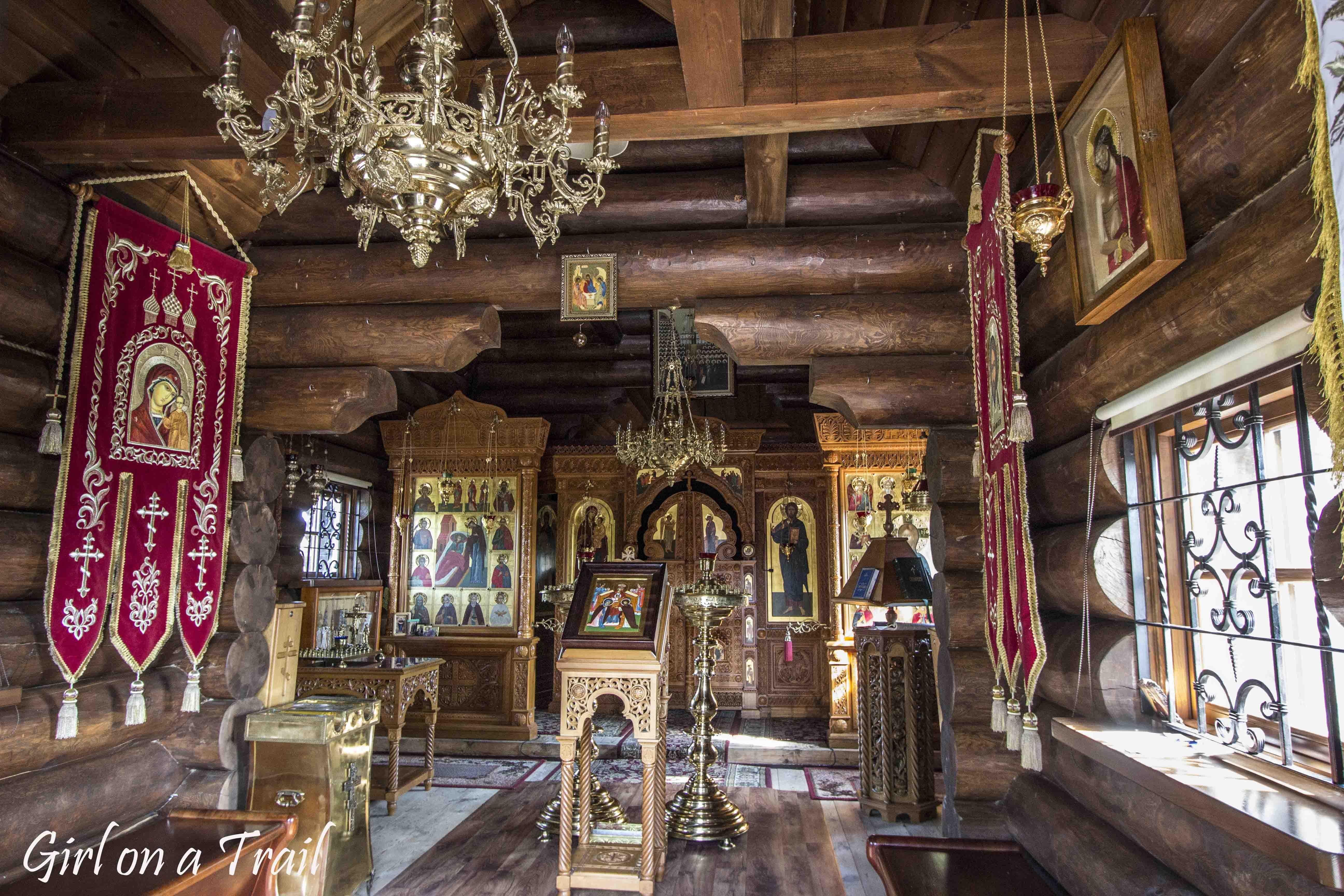 Skit Świętych Antoniego i Teodozjusza Pieczerskich w Ordynkach