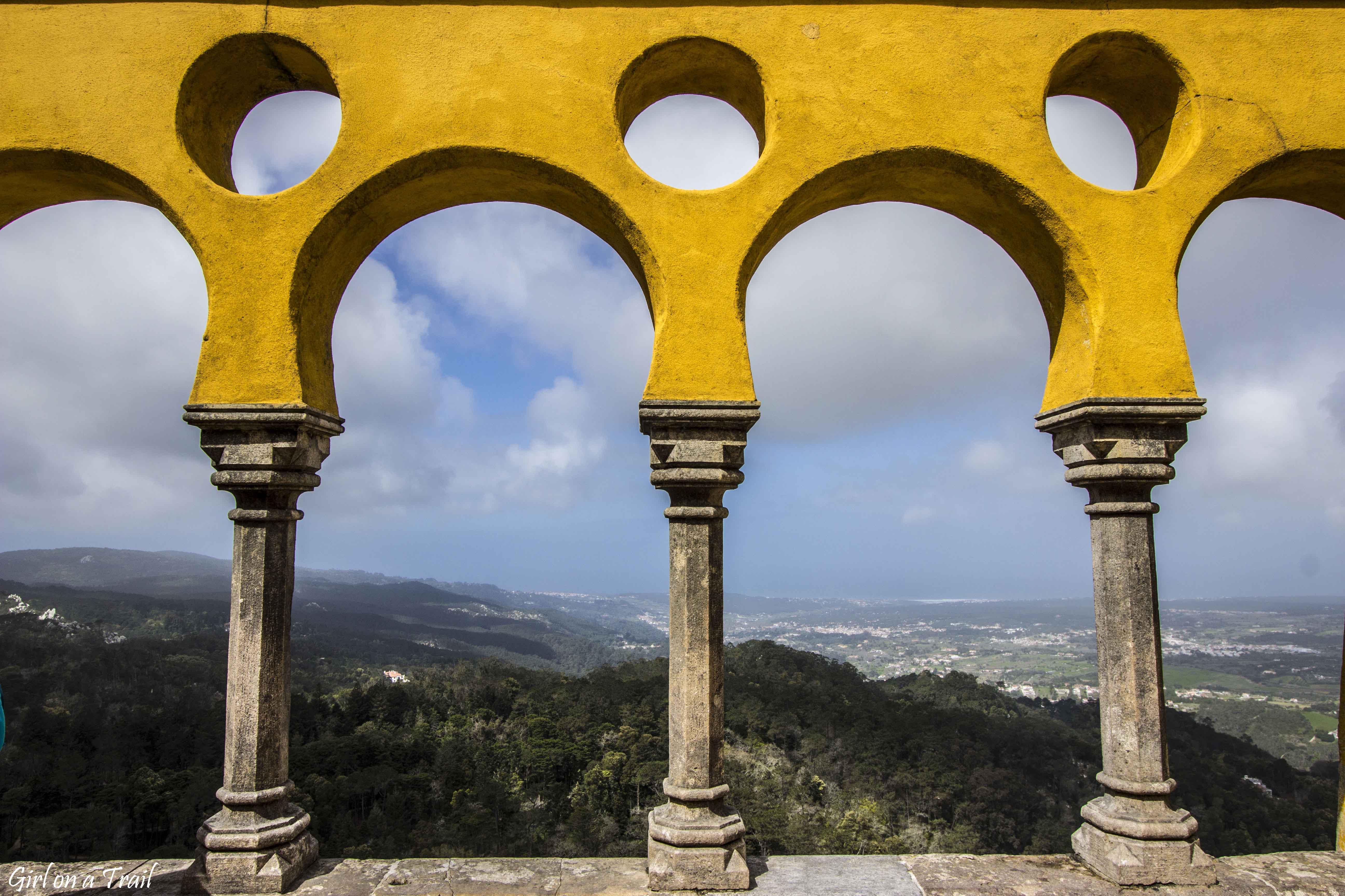 Portugalia - Sintra