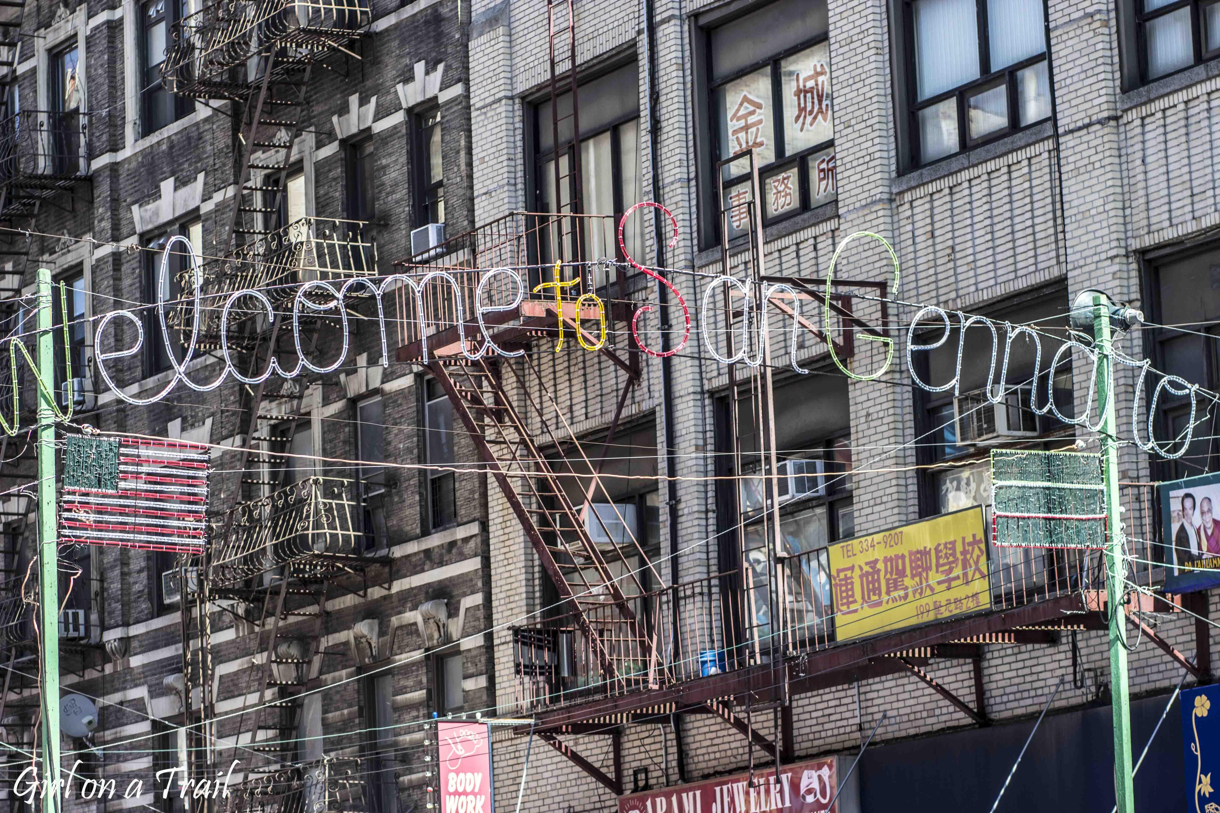 Nowy Jork - SOHO