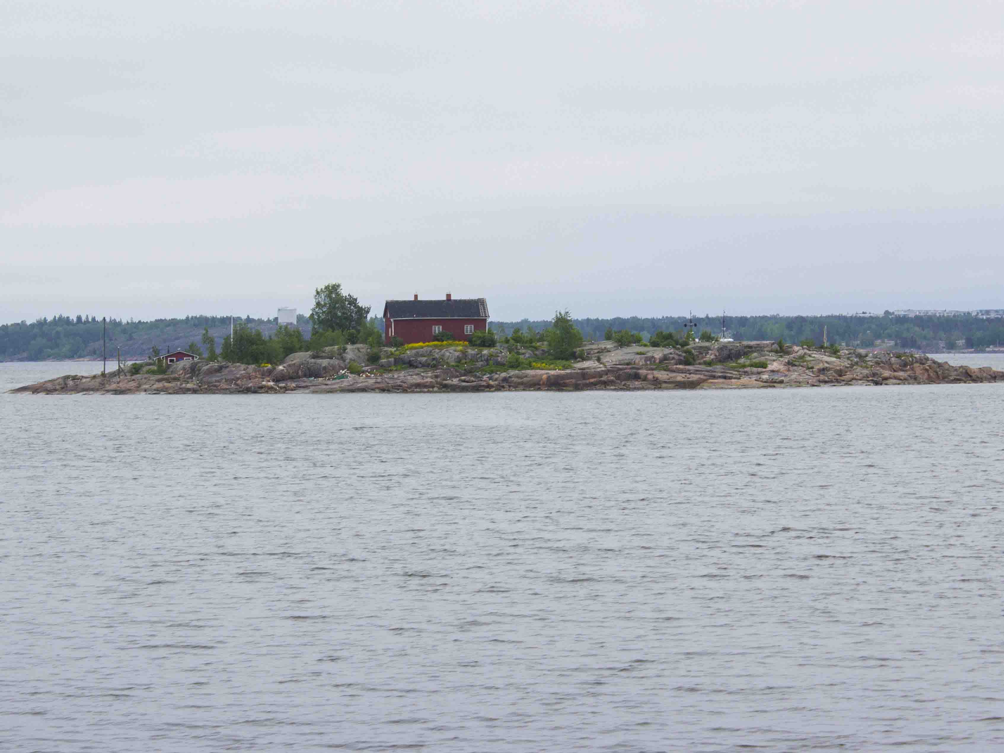 Finlandia - Suomenlinna