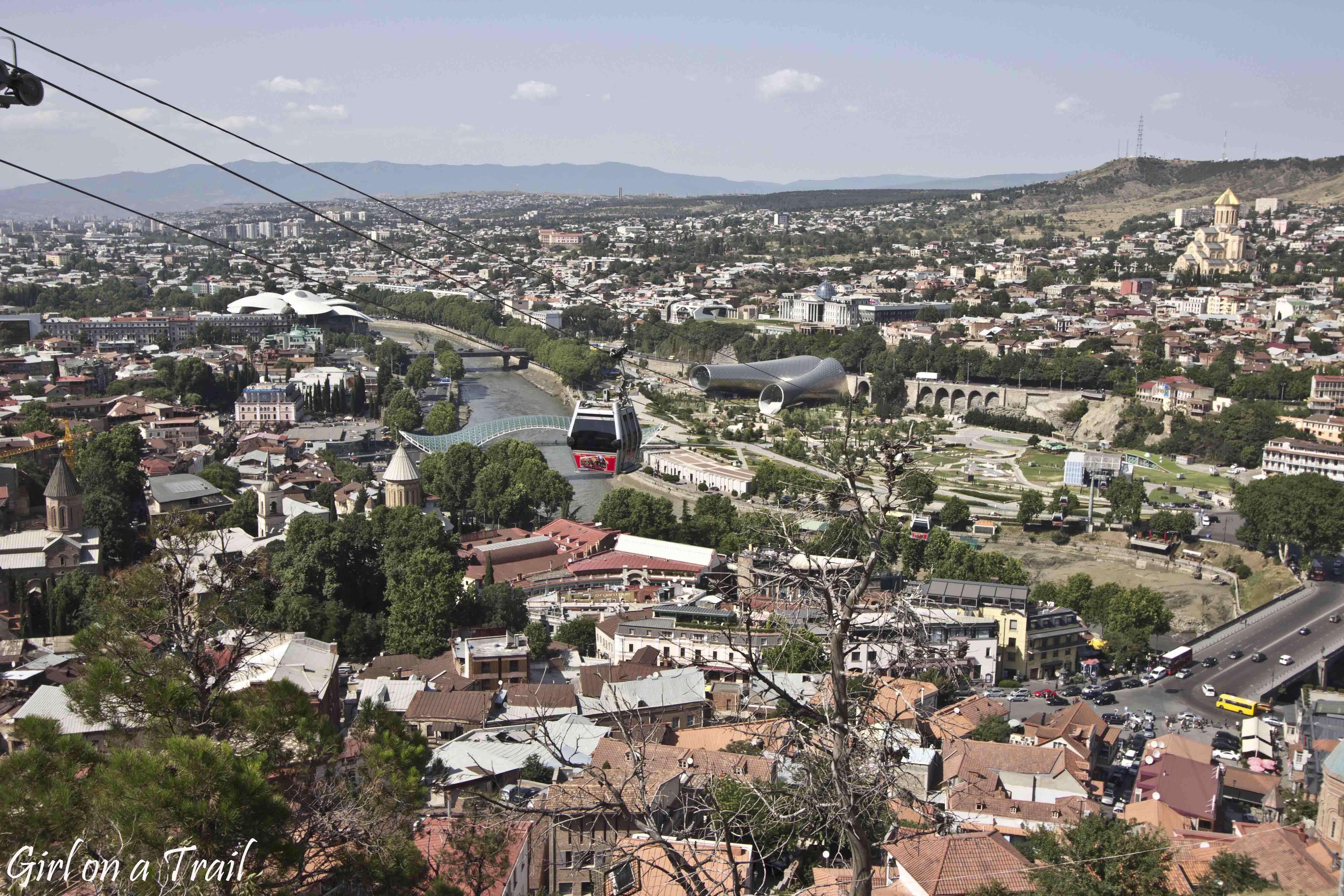 Gruzja, Tbilisi
