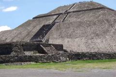 Meksyk - Teotihuacan