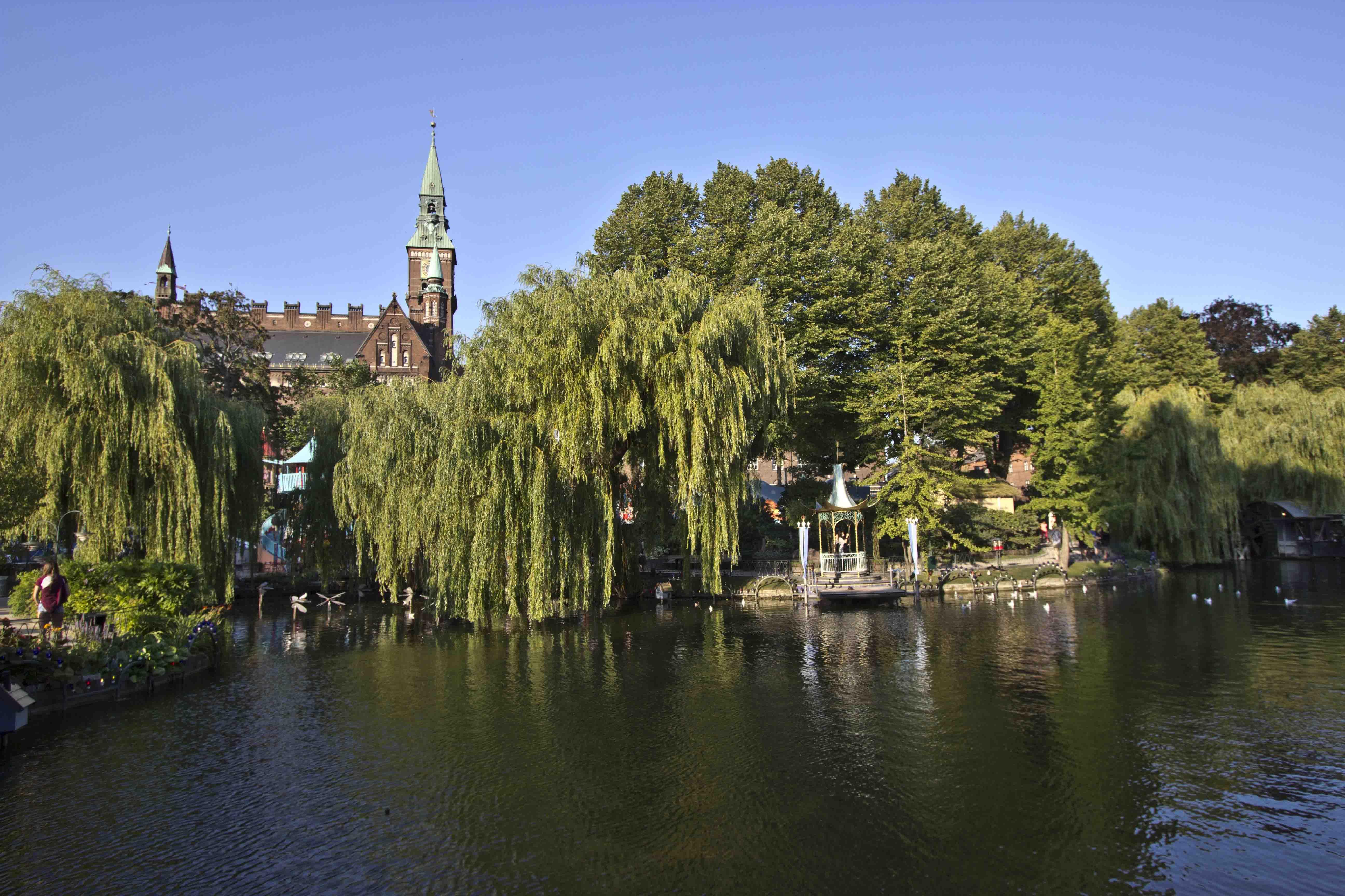Kopenhaga - Tivoli