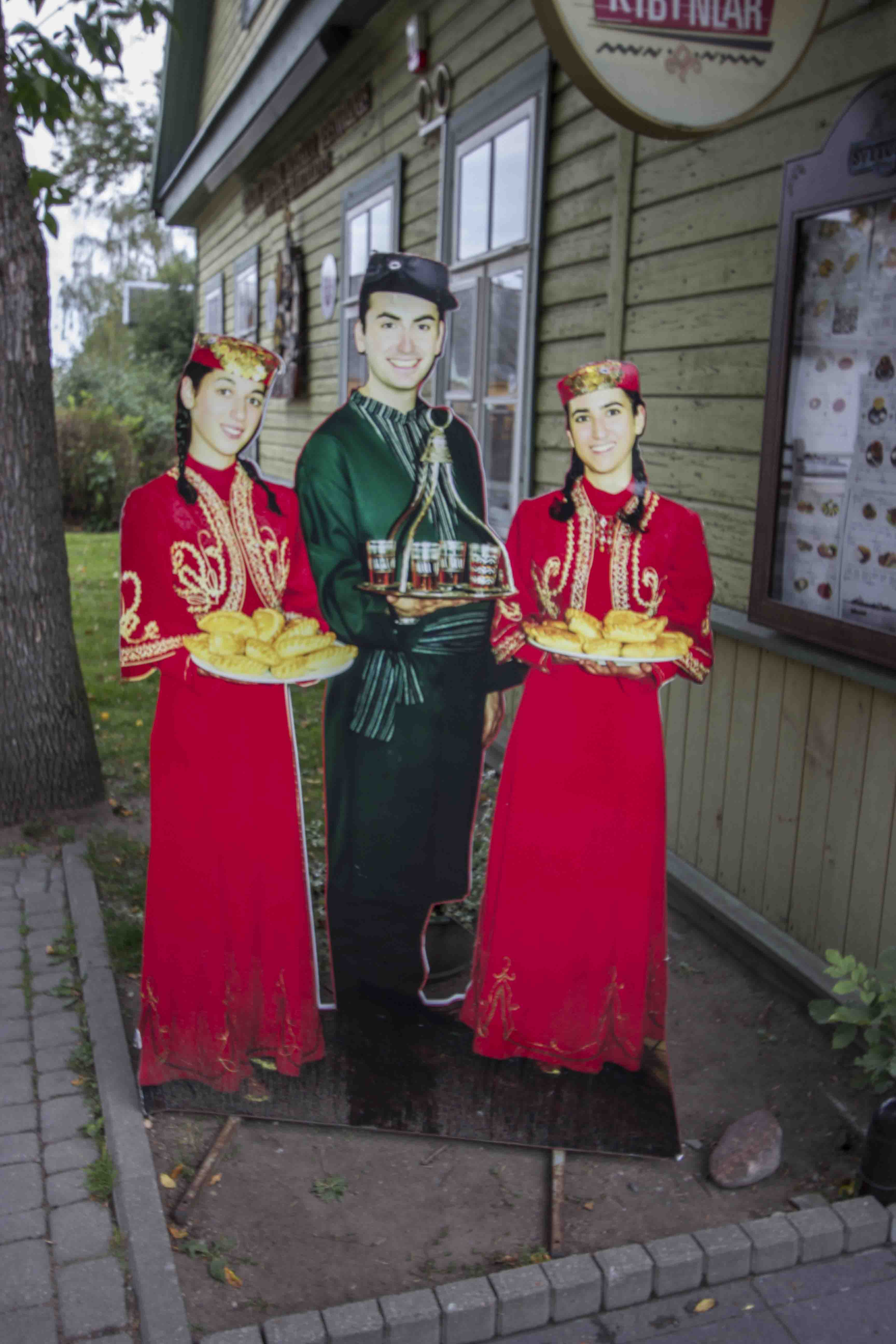 Litwa - Troki