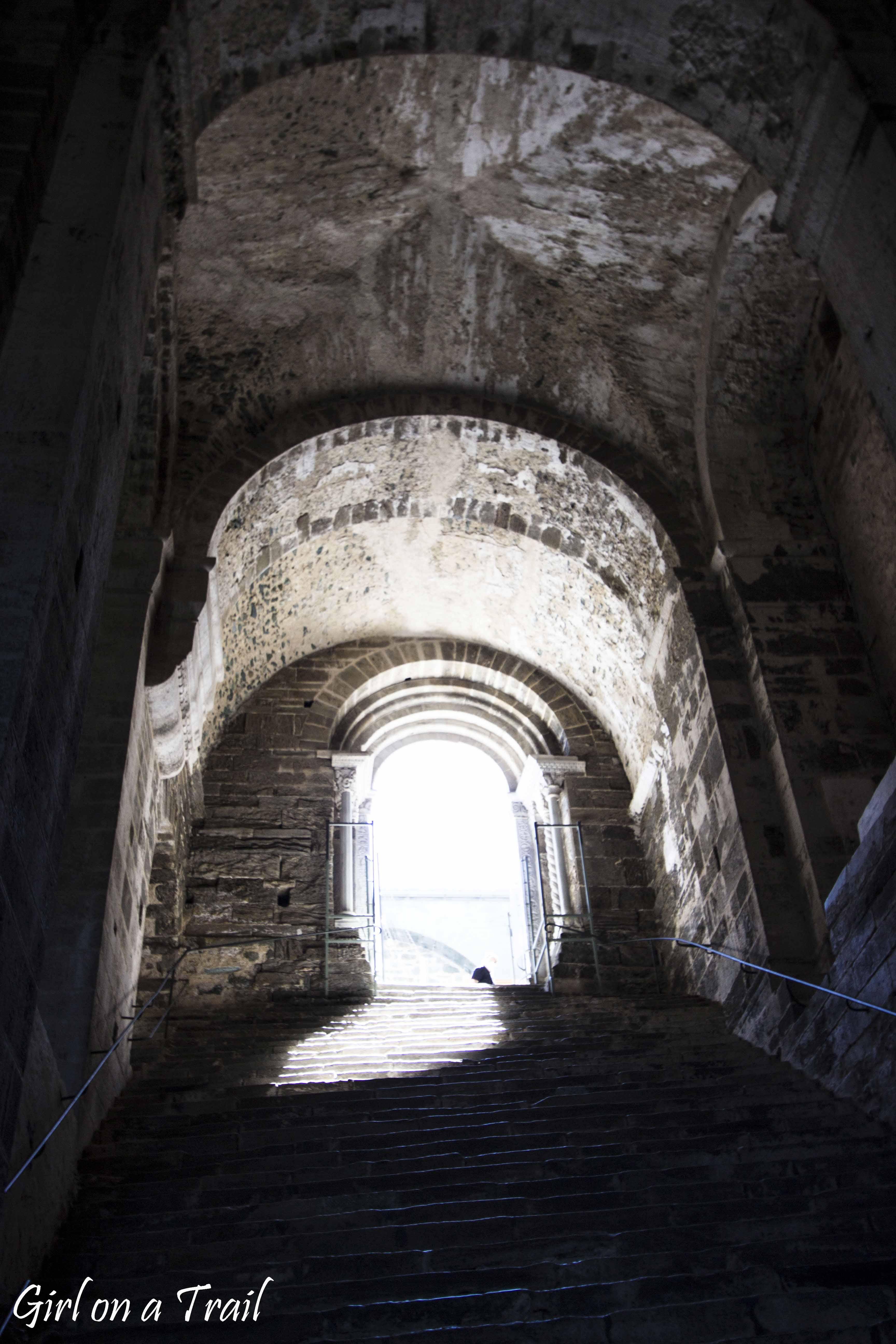 Włochy  - Sacra di San Michele Sant'Ambrogio di Torino