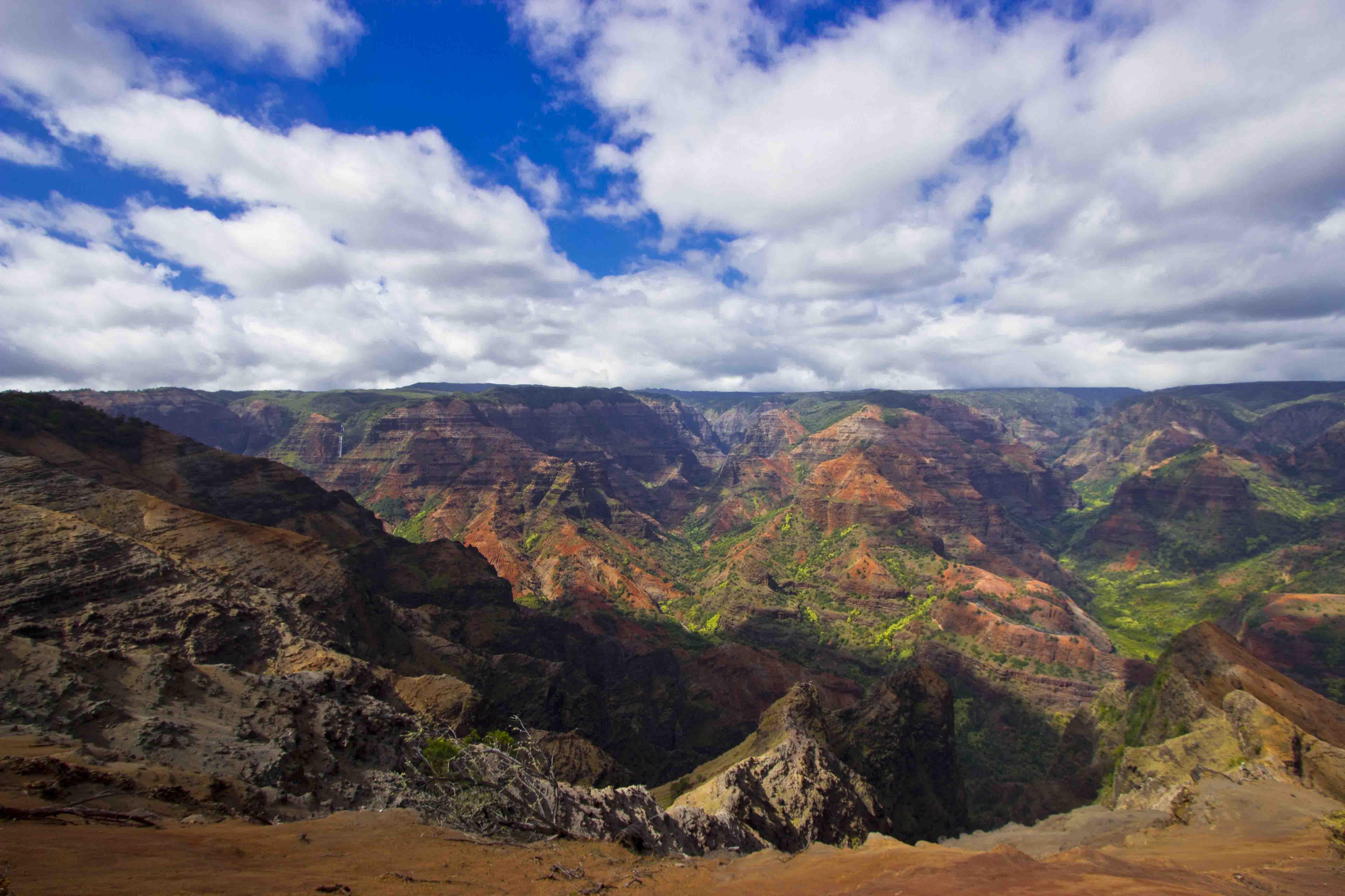 Hawaje - Kanion Waimea