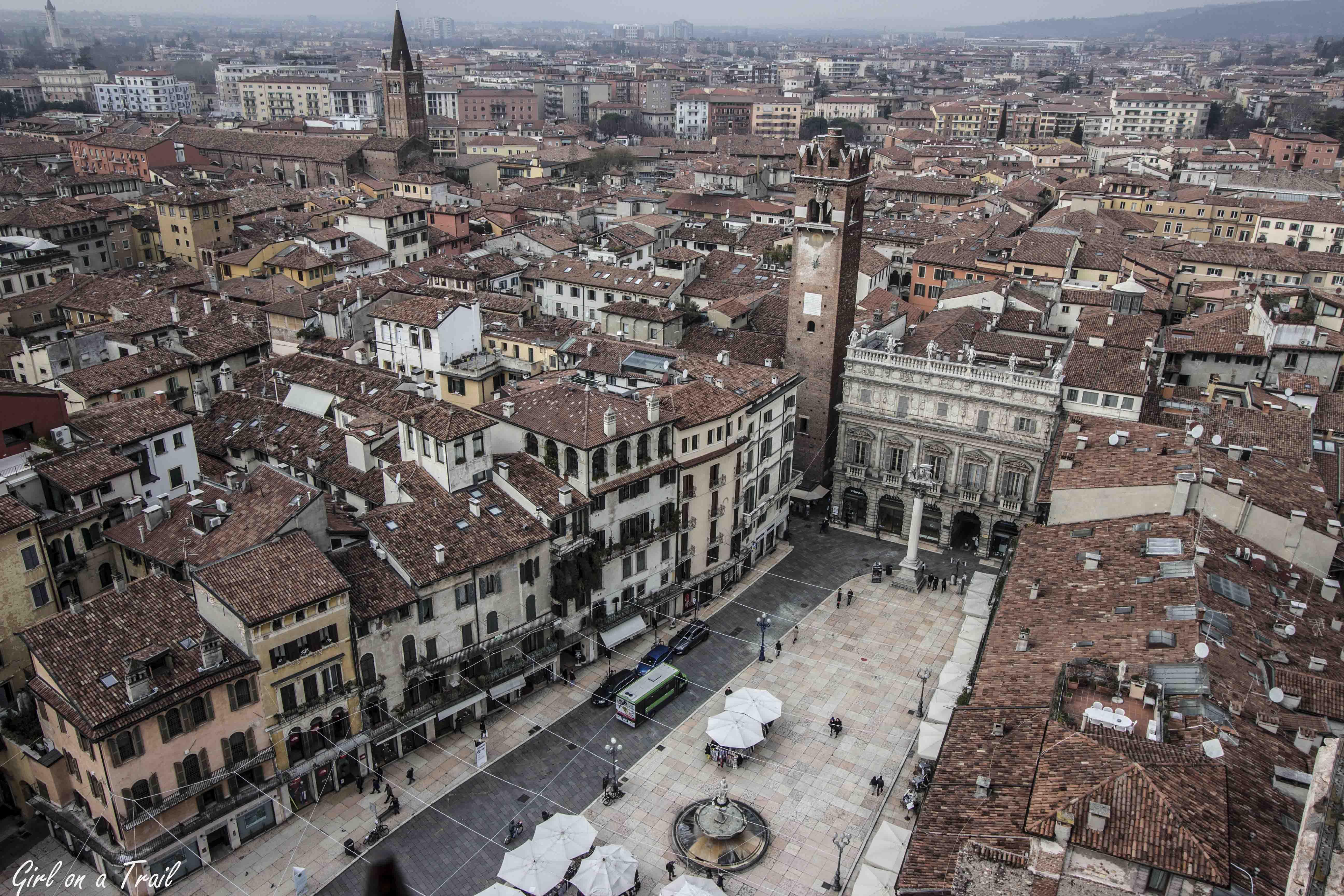 Włochy - Werona