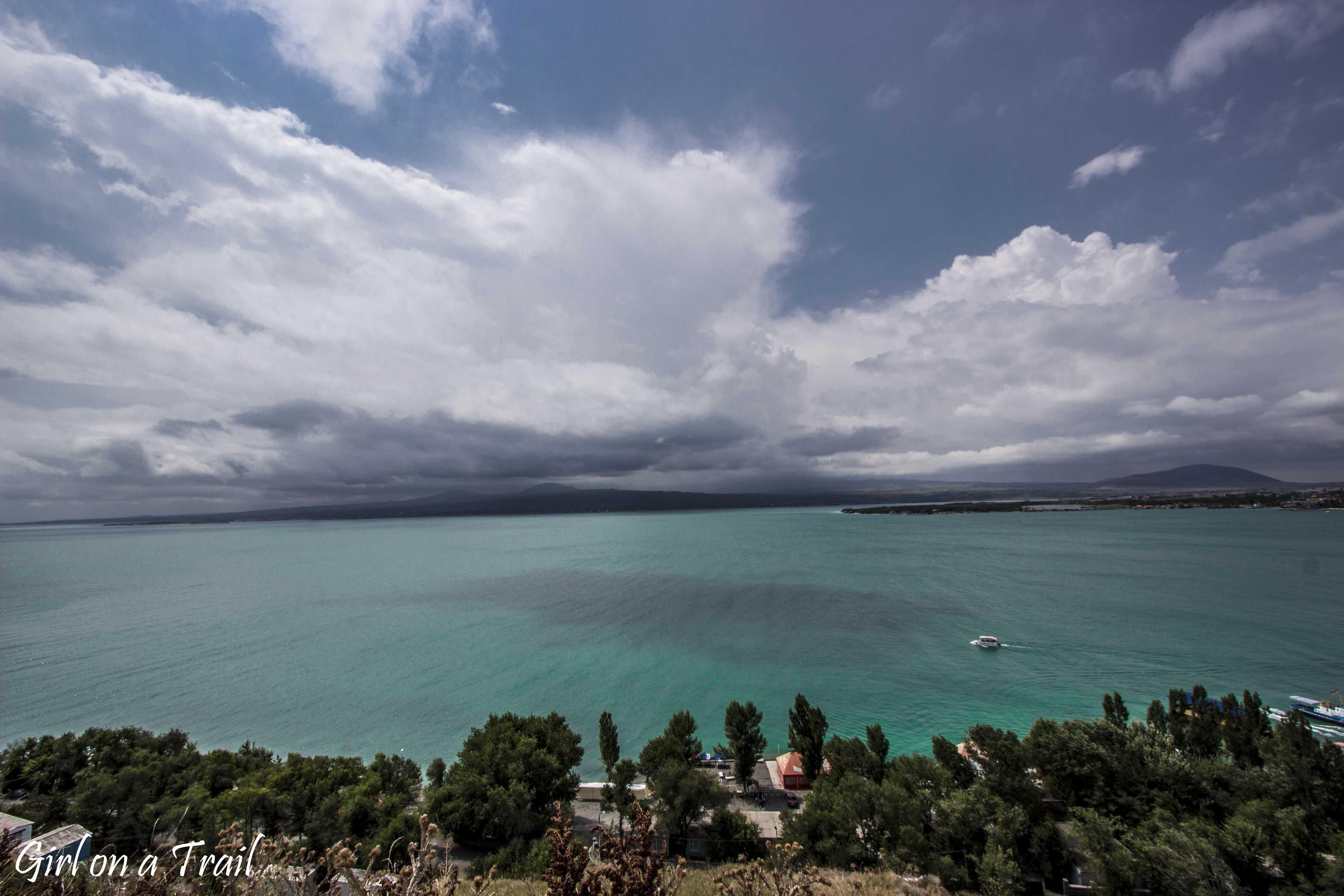 Armenia - Jezioro Sevan