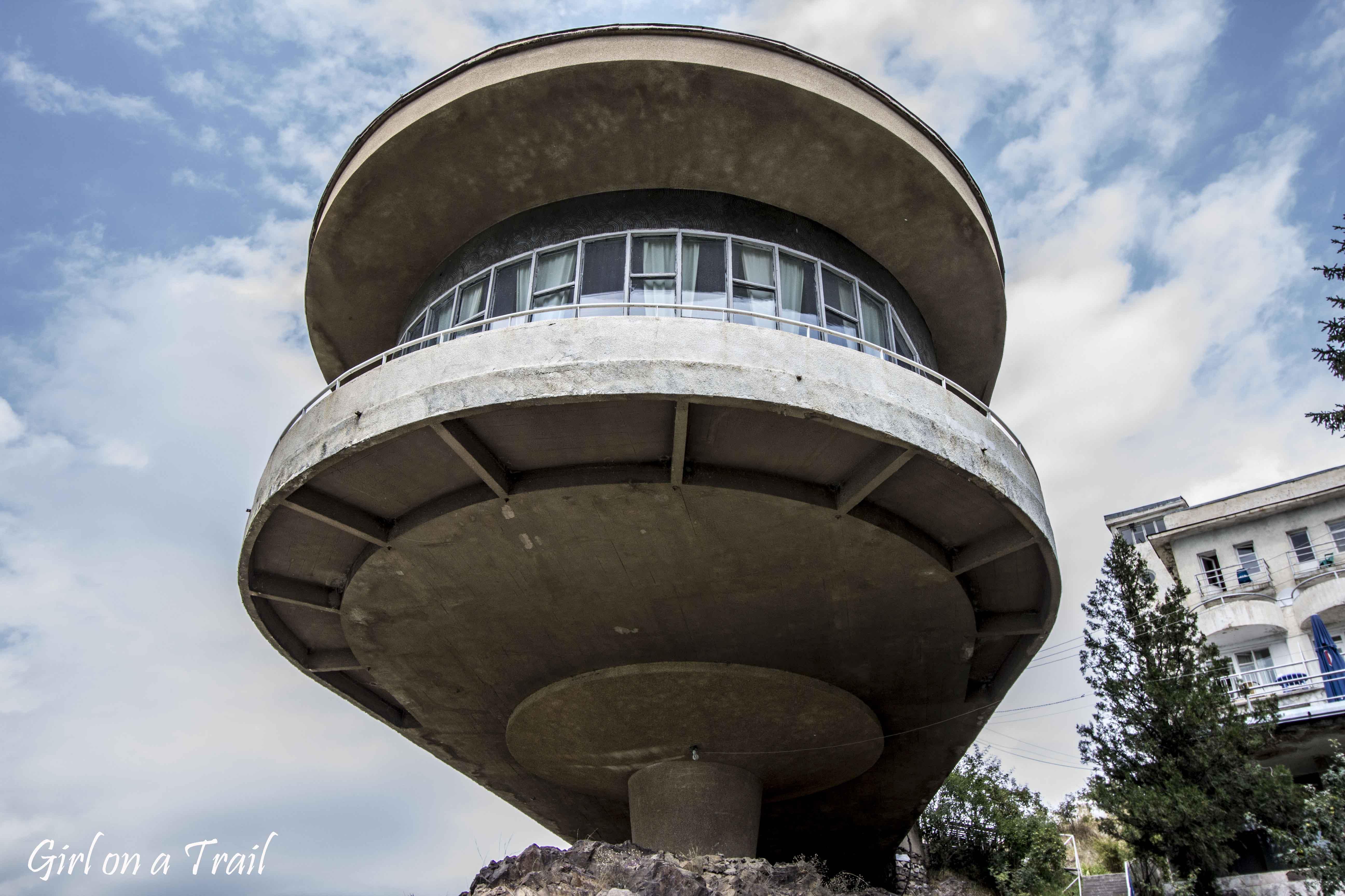 Armenia - Dom Pisarzy Sewanu