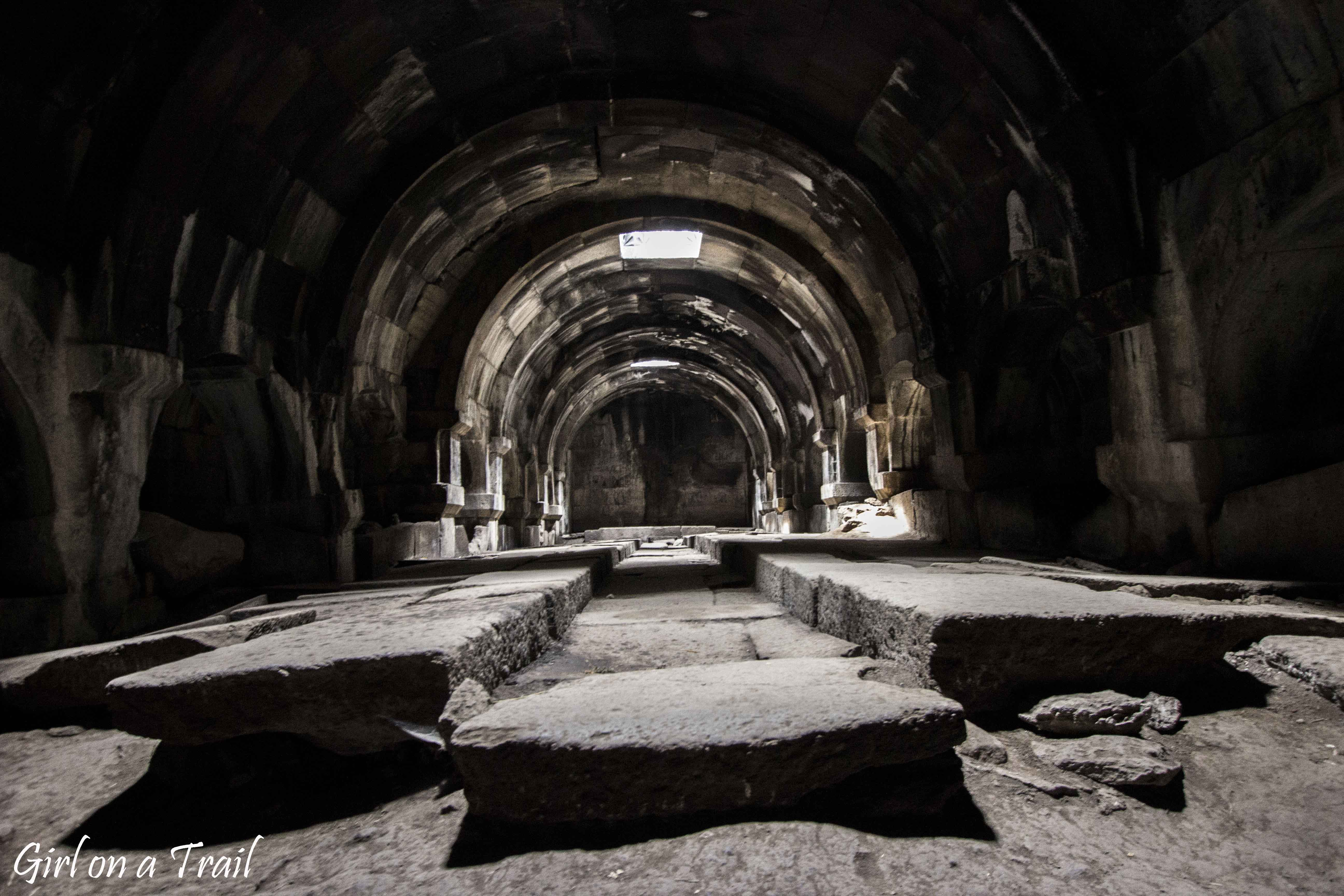 Armenia - Orbelian's Caravanserai