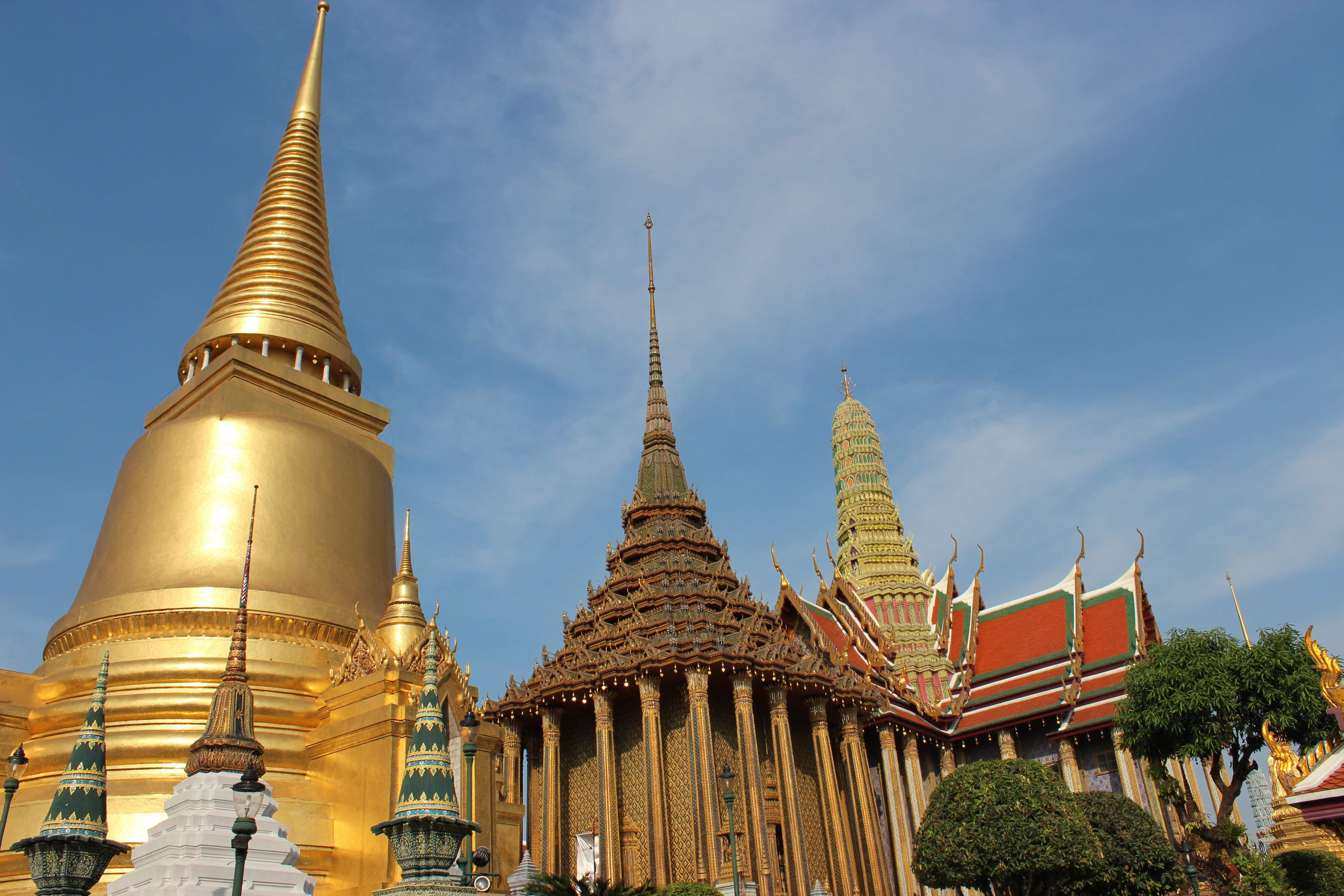 Bangkok – not so American City of Angels…