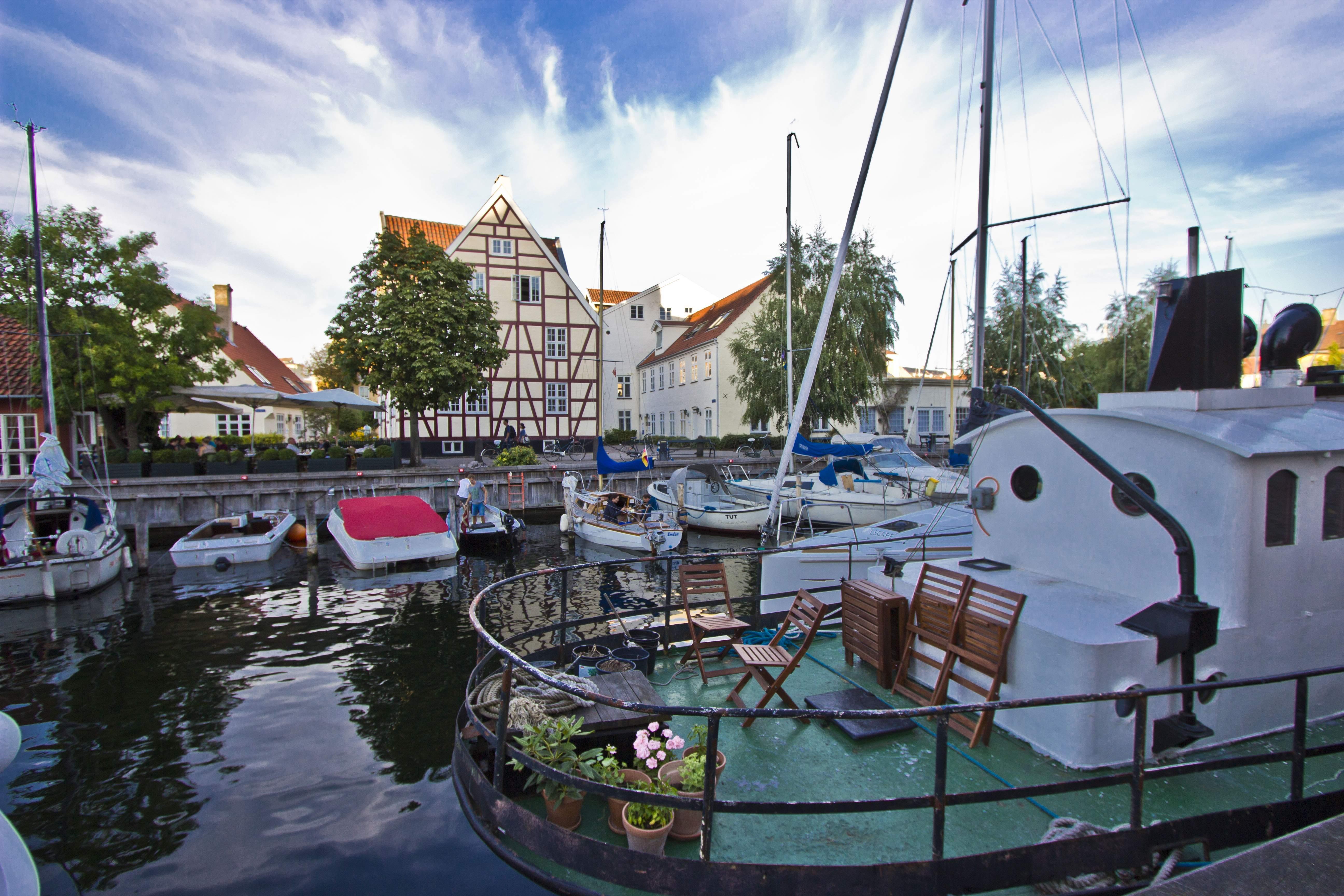 Kopenhaga – Ale kanał!