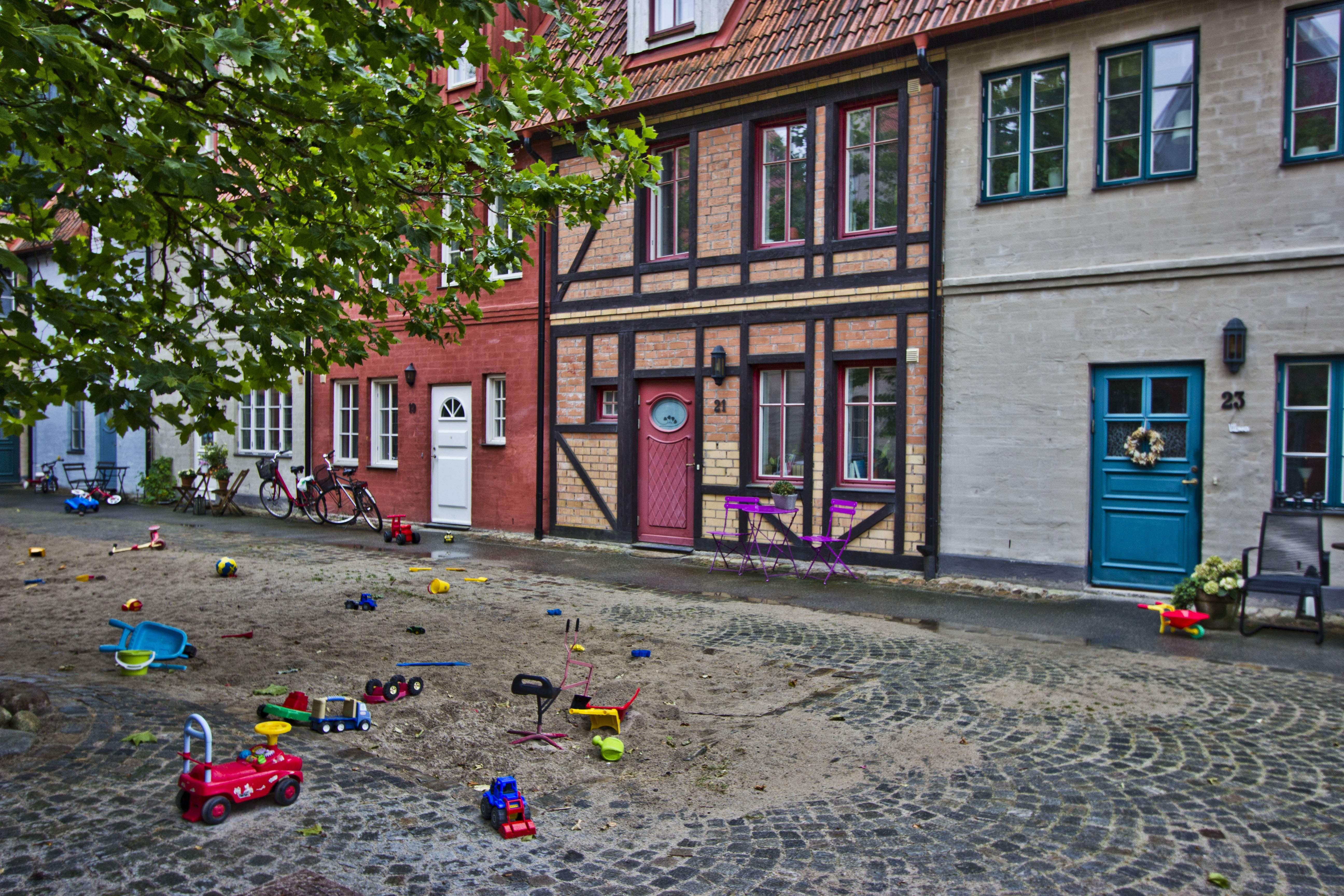Jakriborg – medieval ghost town