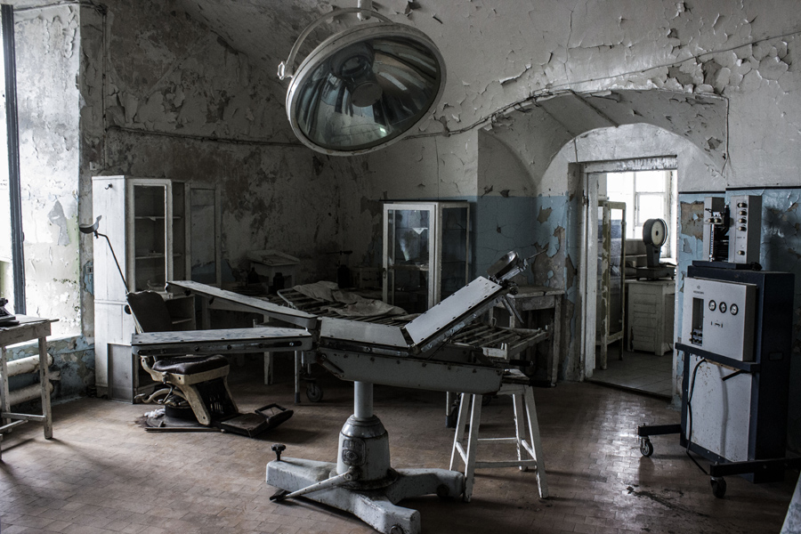 Tallinn – gloomy Patarei prison