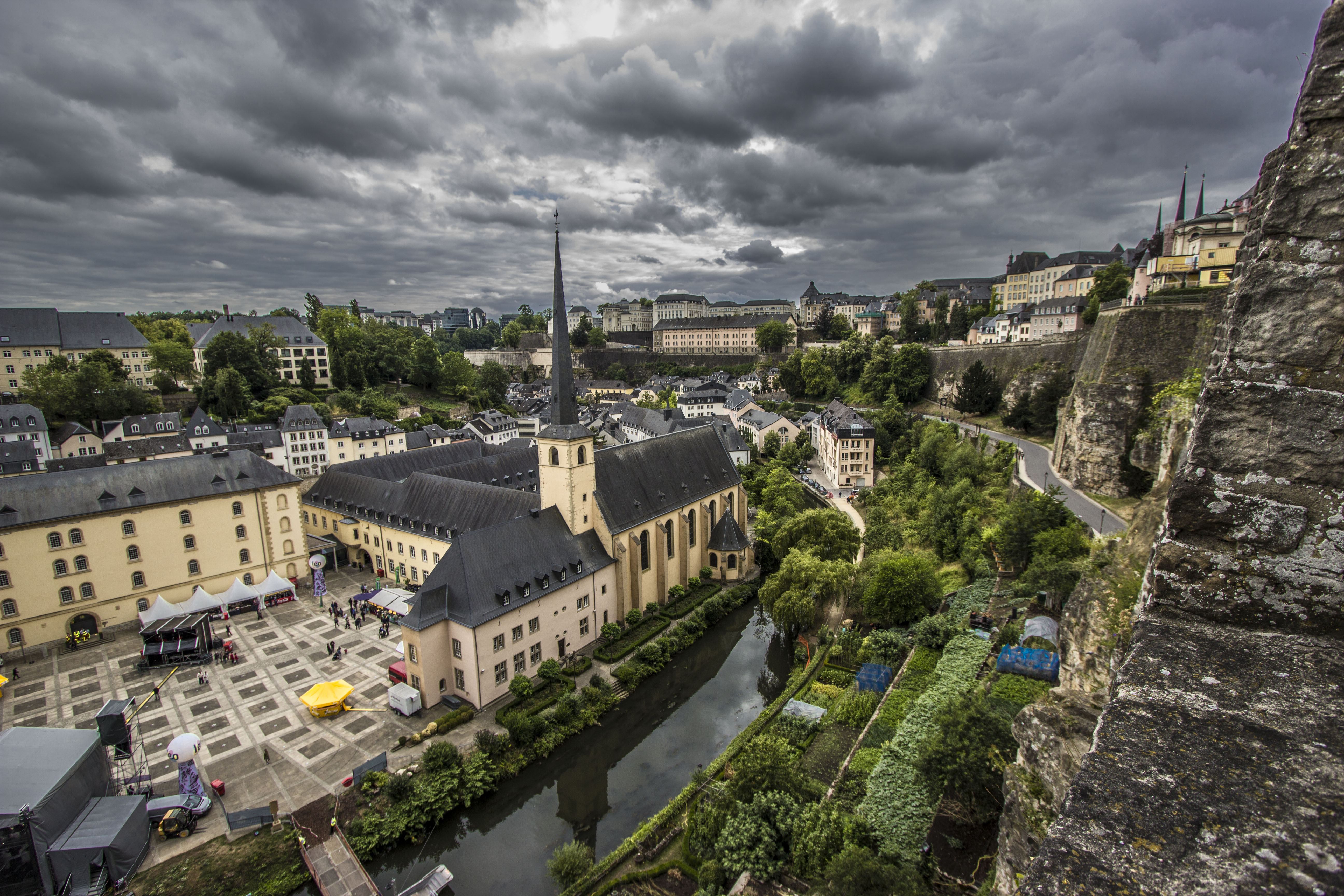 Luxembourg – the fabulous or financial Dutchy?
