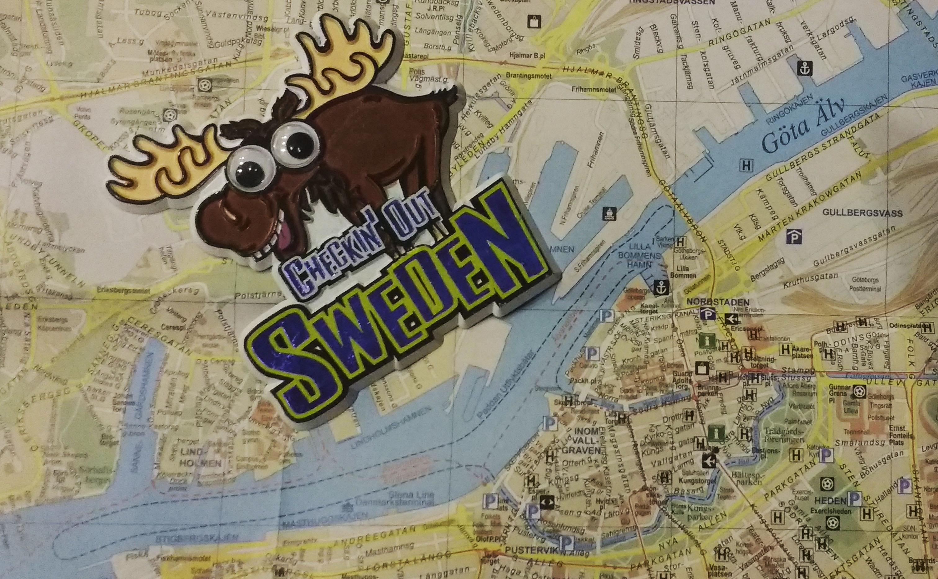 Göteborg – jak nie pójść z torbami?