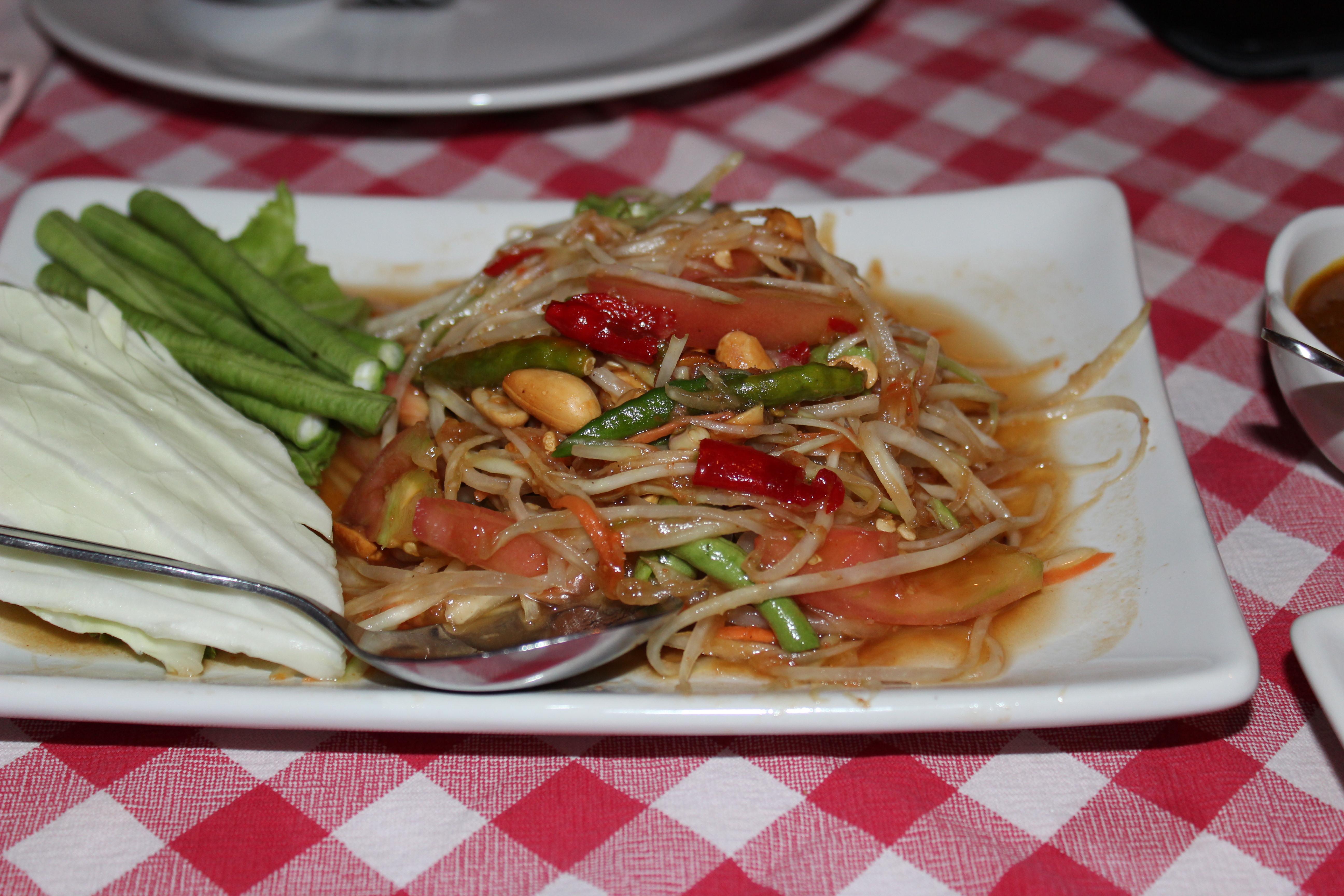 Thai cuisine part I