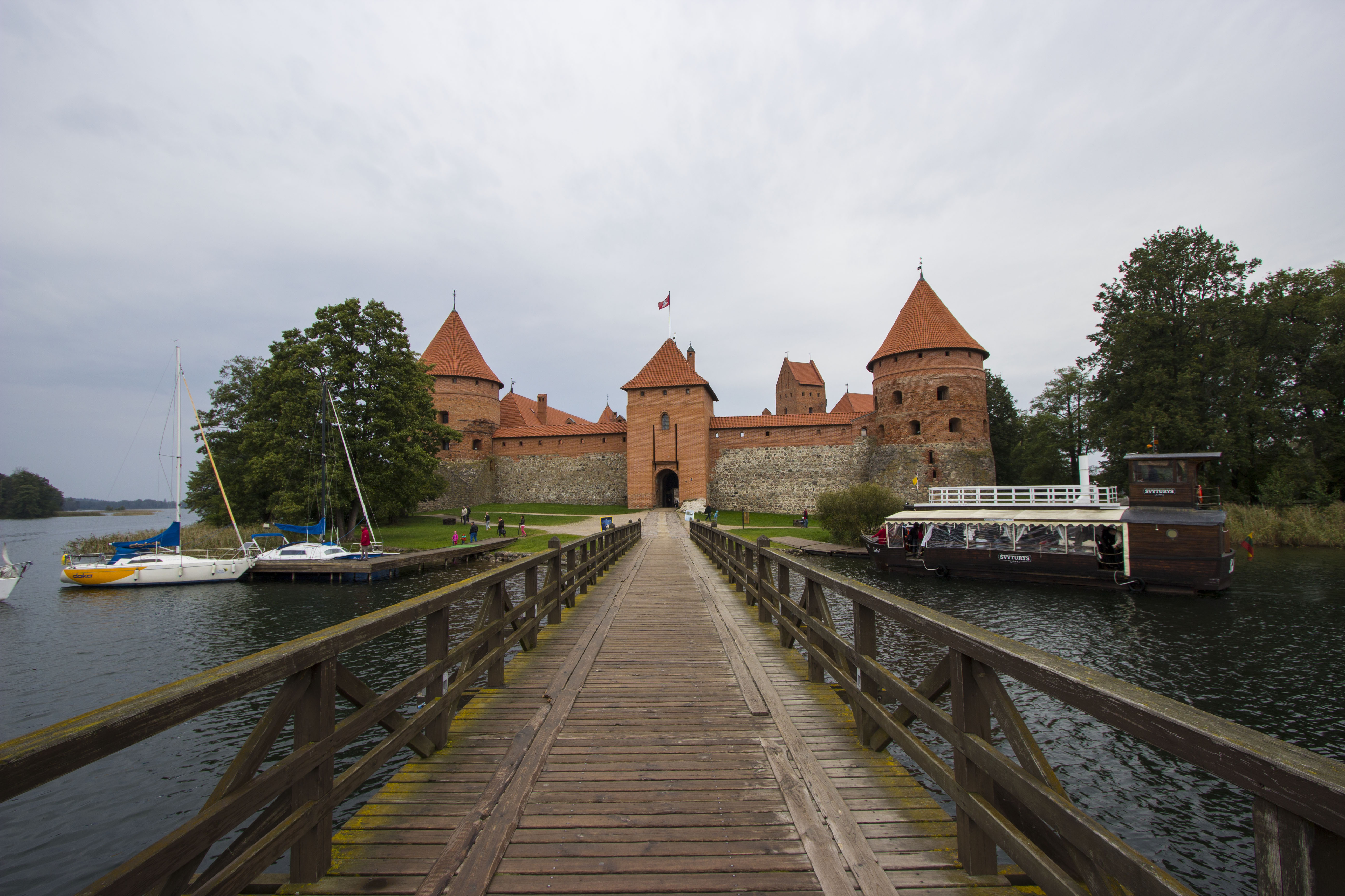 Trakai and misterious Karaites