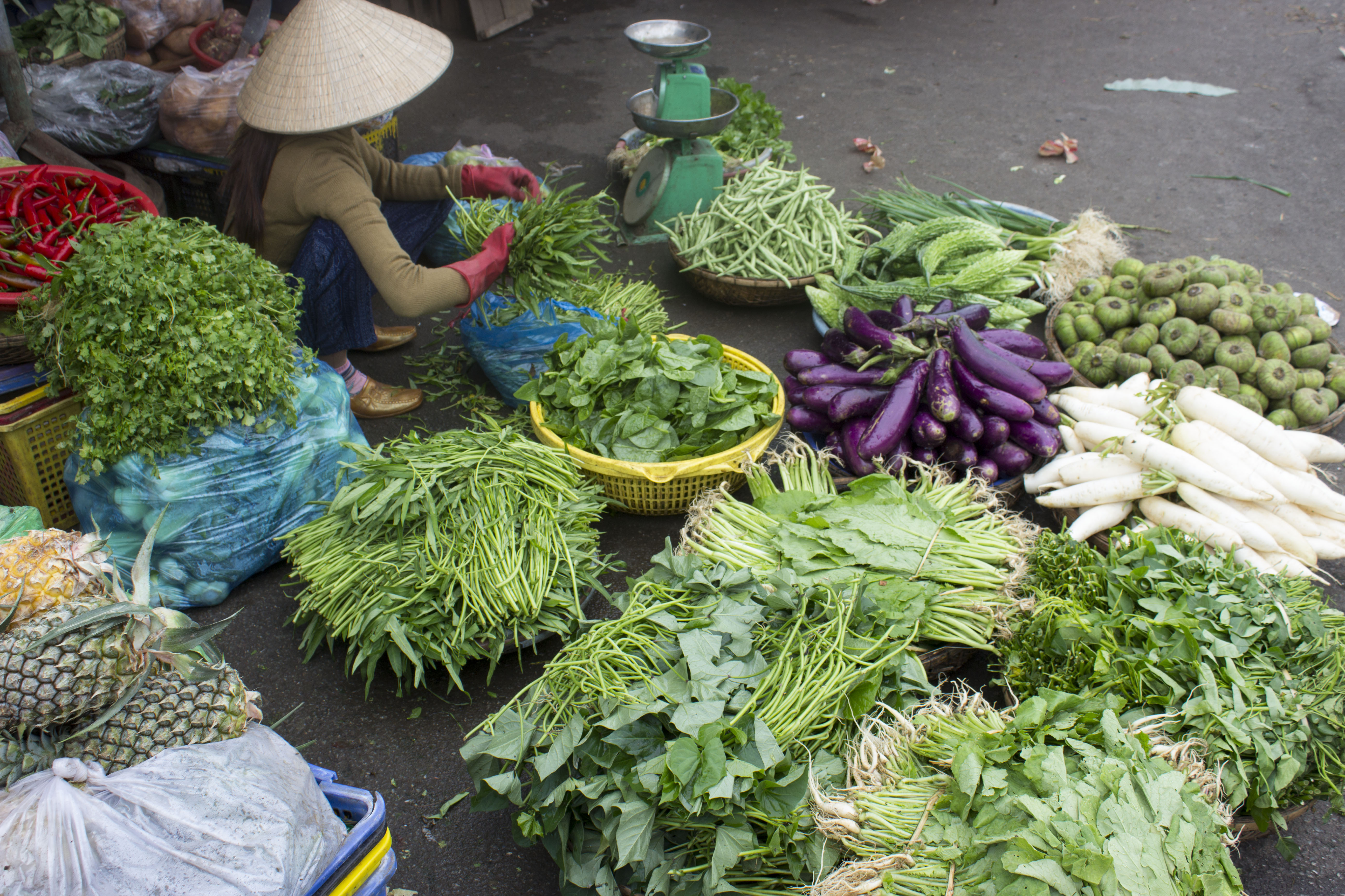 Czysta improwizacja czyli handlowanie w Wietnamie