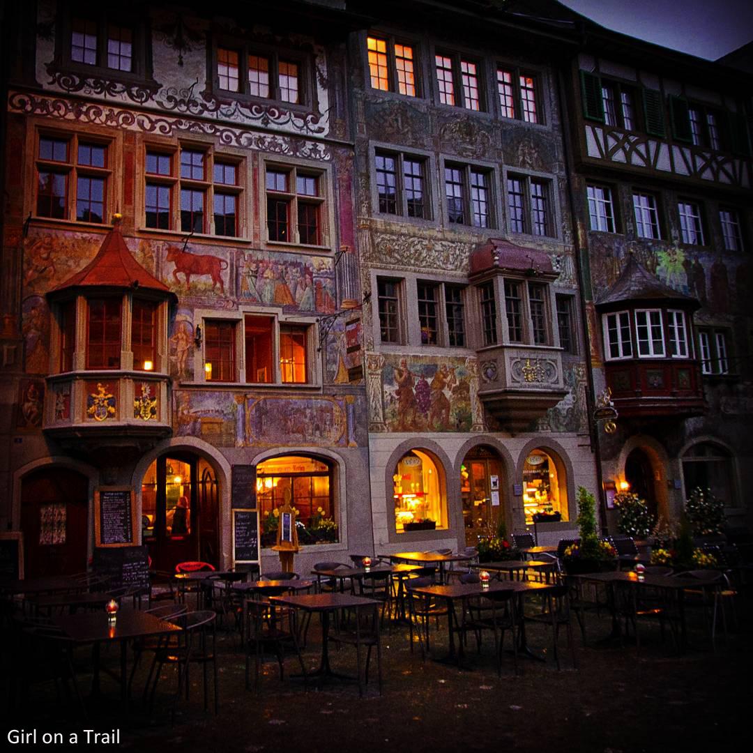 Szwajcaria – bajkowe Stein am Rhein