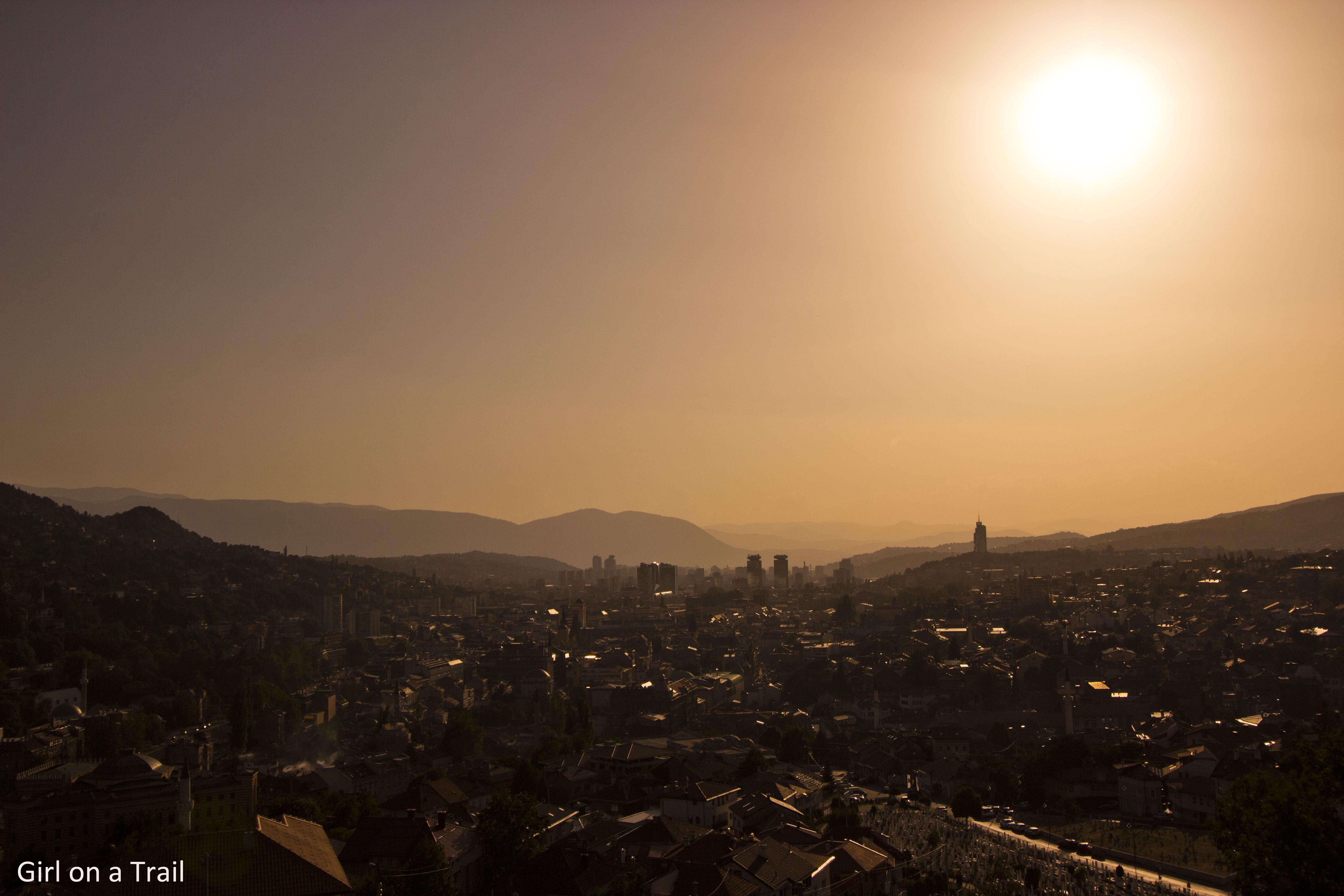 Bośnia i Hercegowina – Sarajewo