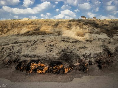 Azerbaijan – The Land of fire and mud volcanos