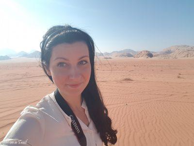 Girl on a Trail – Jordan Seven Wonders