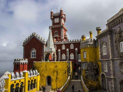 Portugalia – bajkowa Sintra