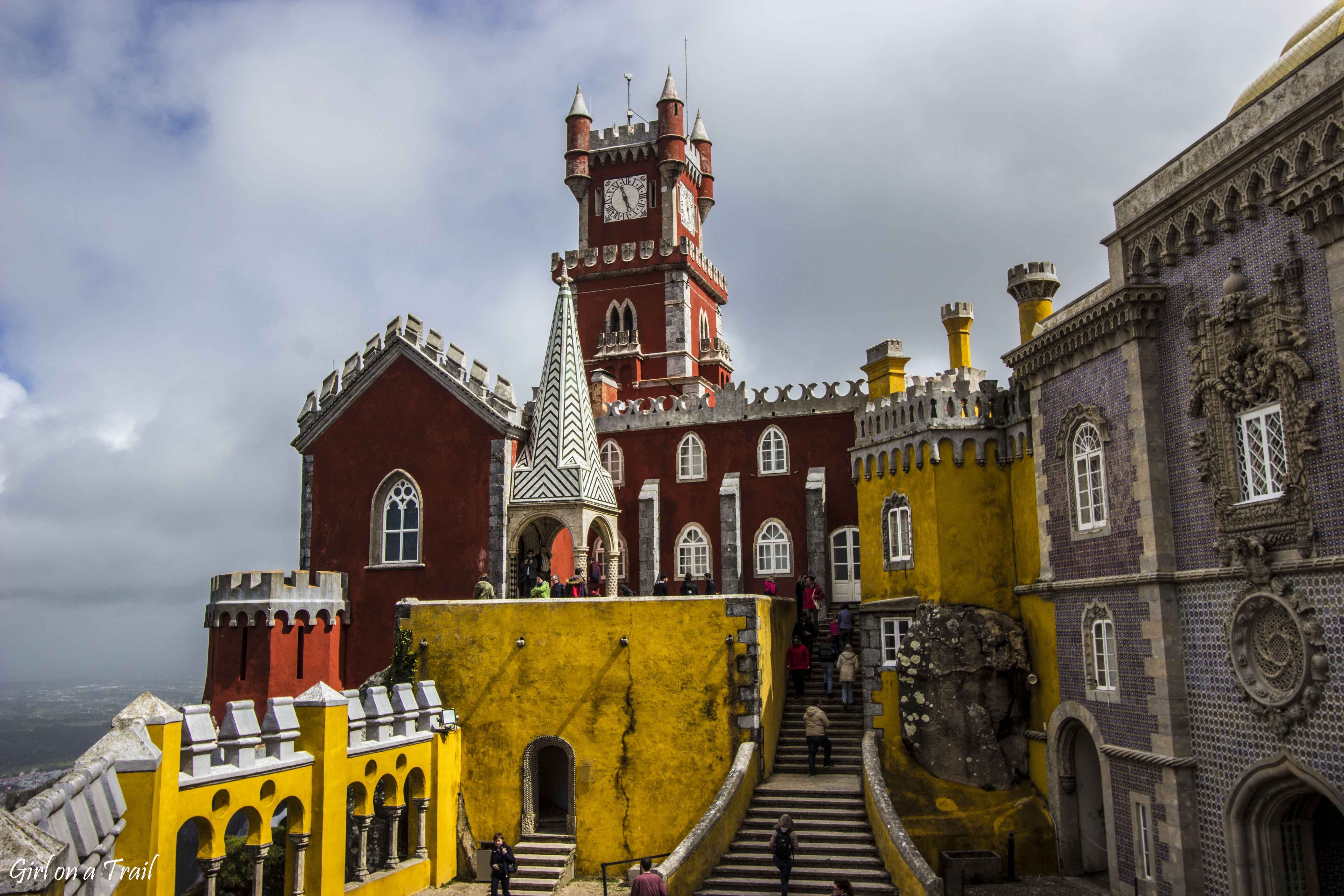 Portugal – fabulous Sintra