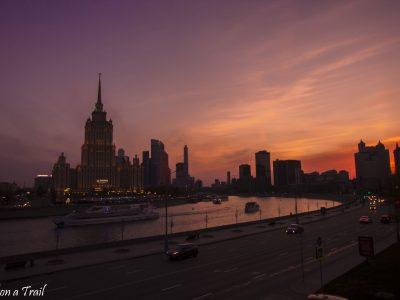 Moskwa – siedem sióstr czyli Stalinskije wysotki