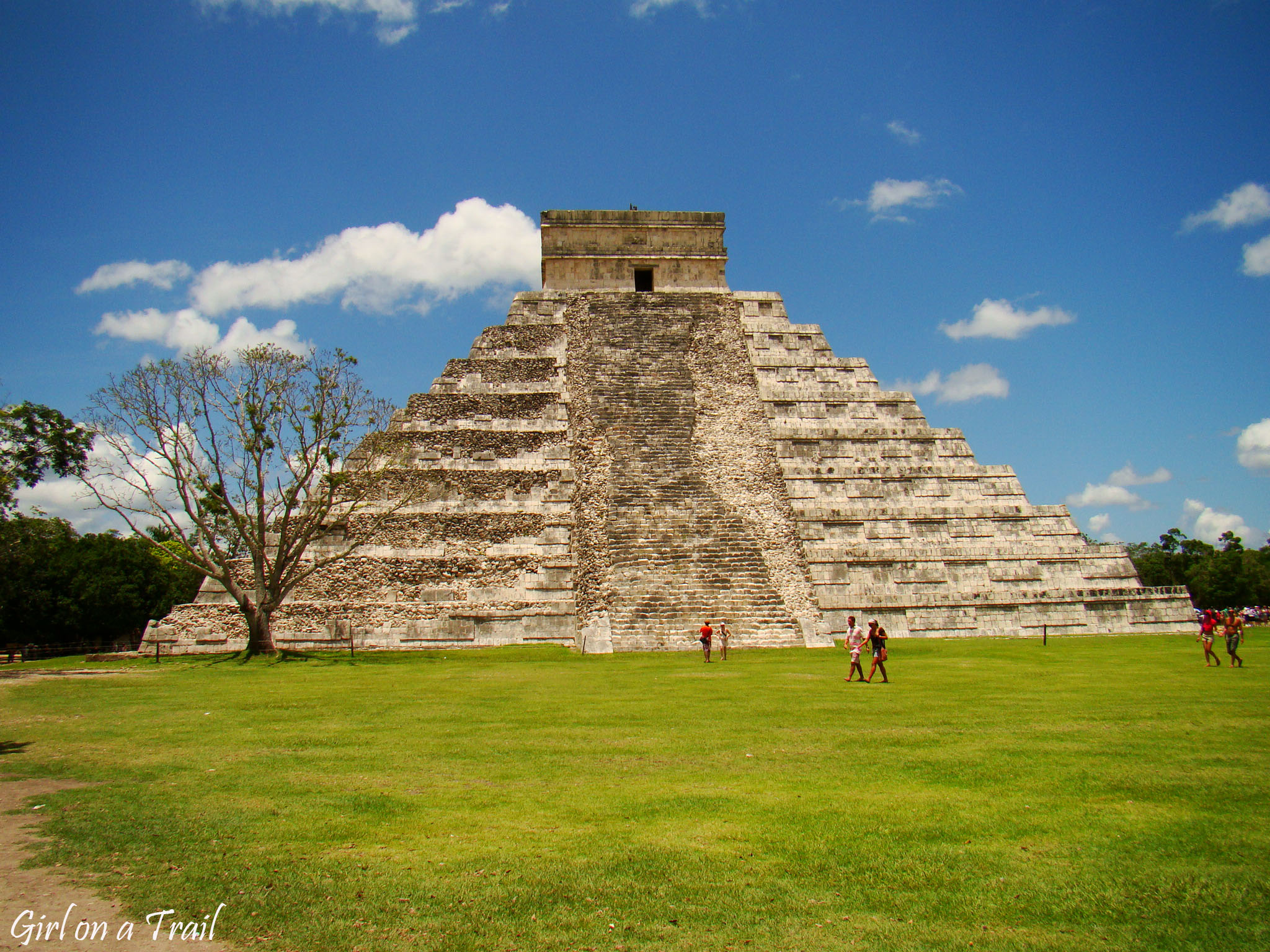 Chichén Itzá, Mexico – the bloody wonder of the world…
