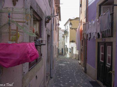 Alfama, Lisbon – how to describe something undescribable?