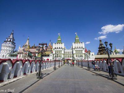 Izmailovo Kremlin – welcome to the Moscow fairytale!