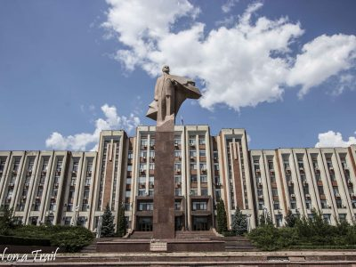 Tiraspol, Transnistria – alternative reality