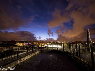 Portugalia – Lizbona miraduro z widokiem