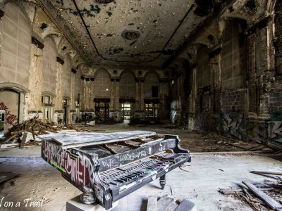 Berlin in ruins – an invitation to after party