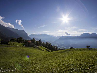 Liechtenstein – za lasami, za wysokimi Alpami…
