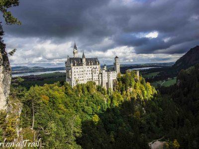 Germany, Bavaria – Neuschwanstein Castle
